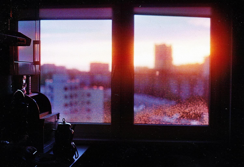 очень красивый вид из окна картинки ночью всего