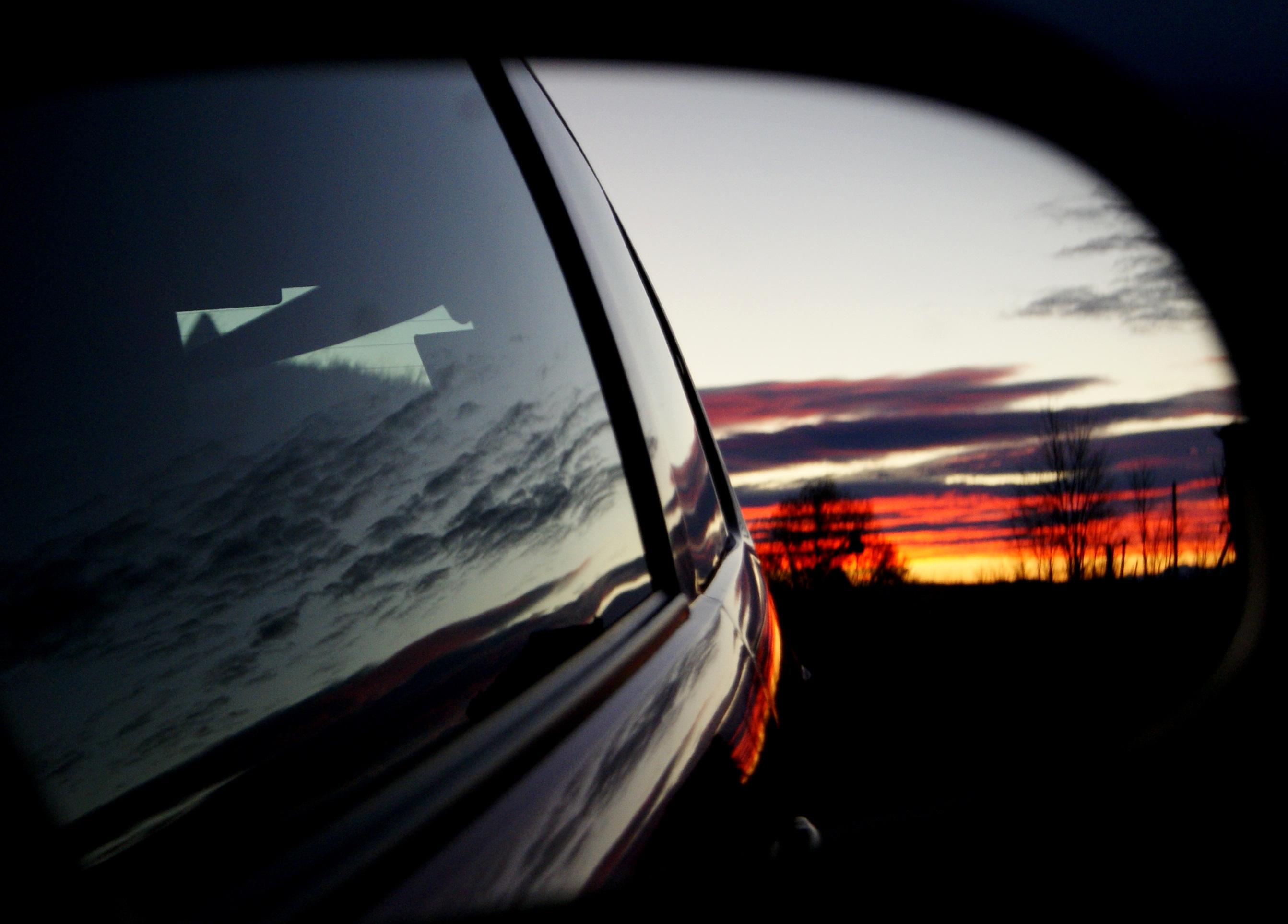 вид из окна авто картинки кого больше