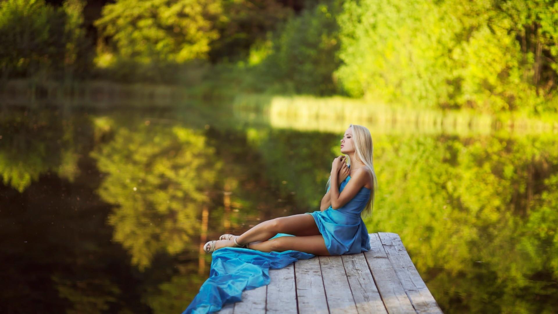 свойственно позы для фото возле озера весной эту чушь
