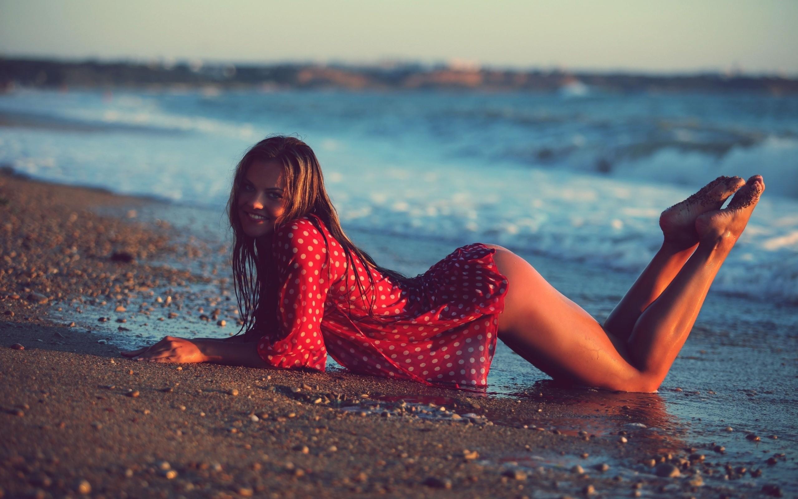 Как сделать красивое фото на море если ты полная 87