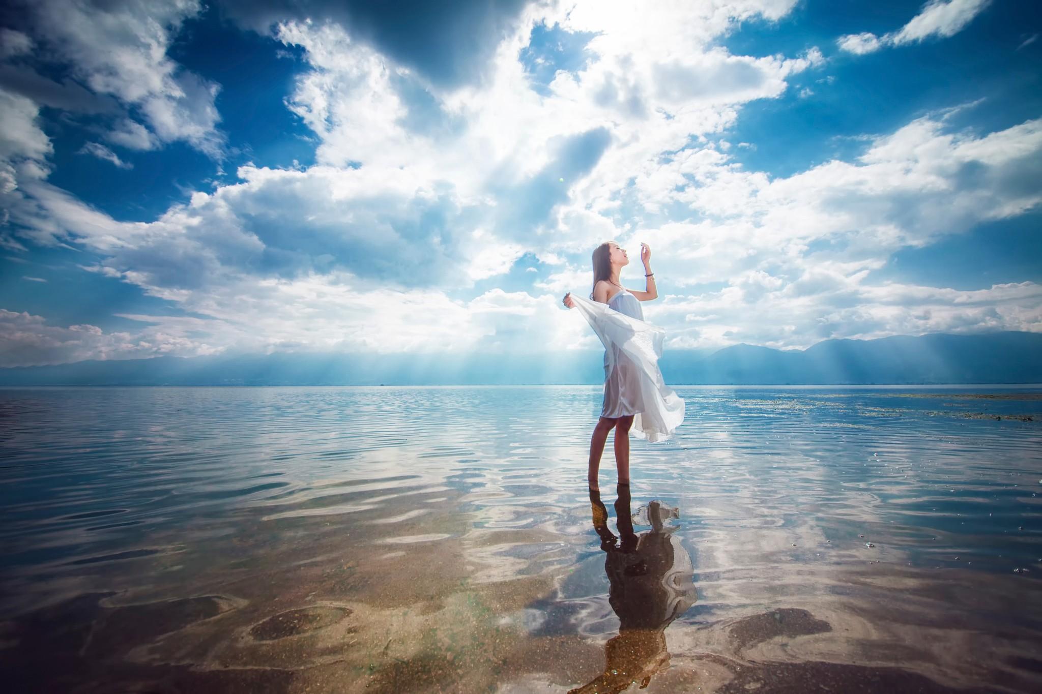 то, что картинки на берегу неба дети любят
