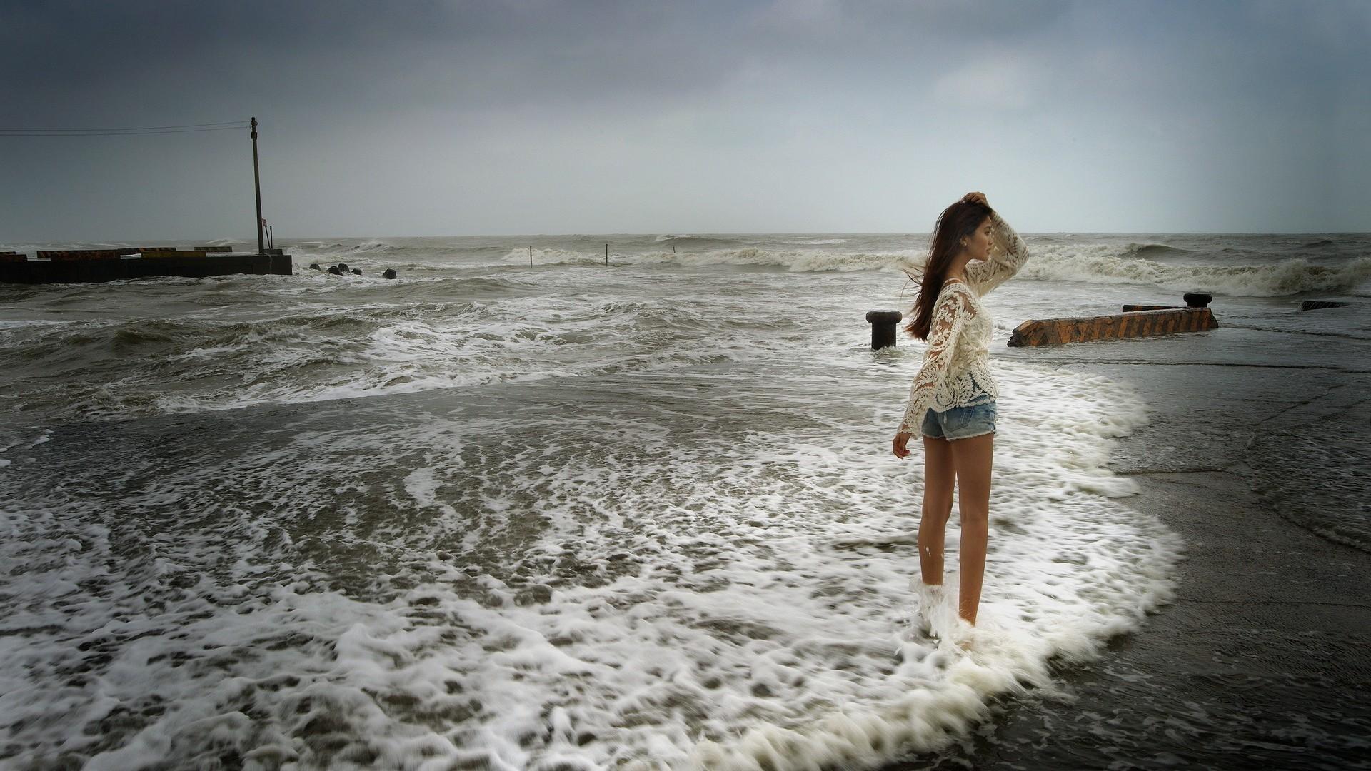 фотосессия в холодное время года на море женщина всю жизнь