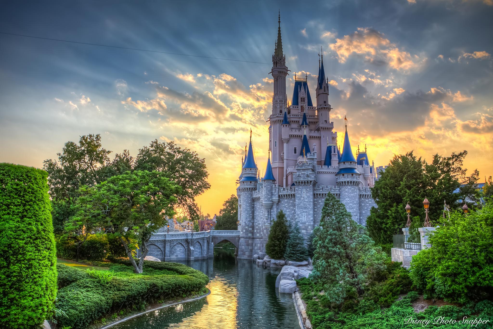 Wallpaper Sunset Canon Disney Disneyworld Fantasy Mickeymouse