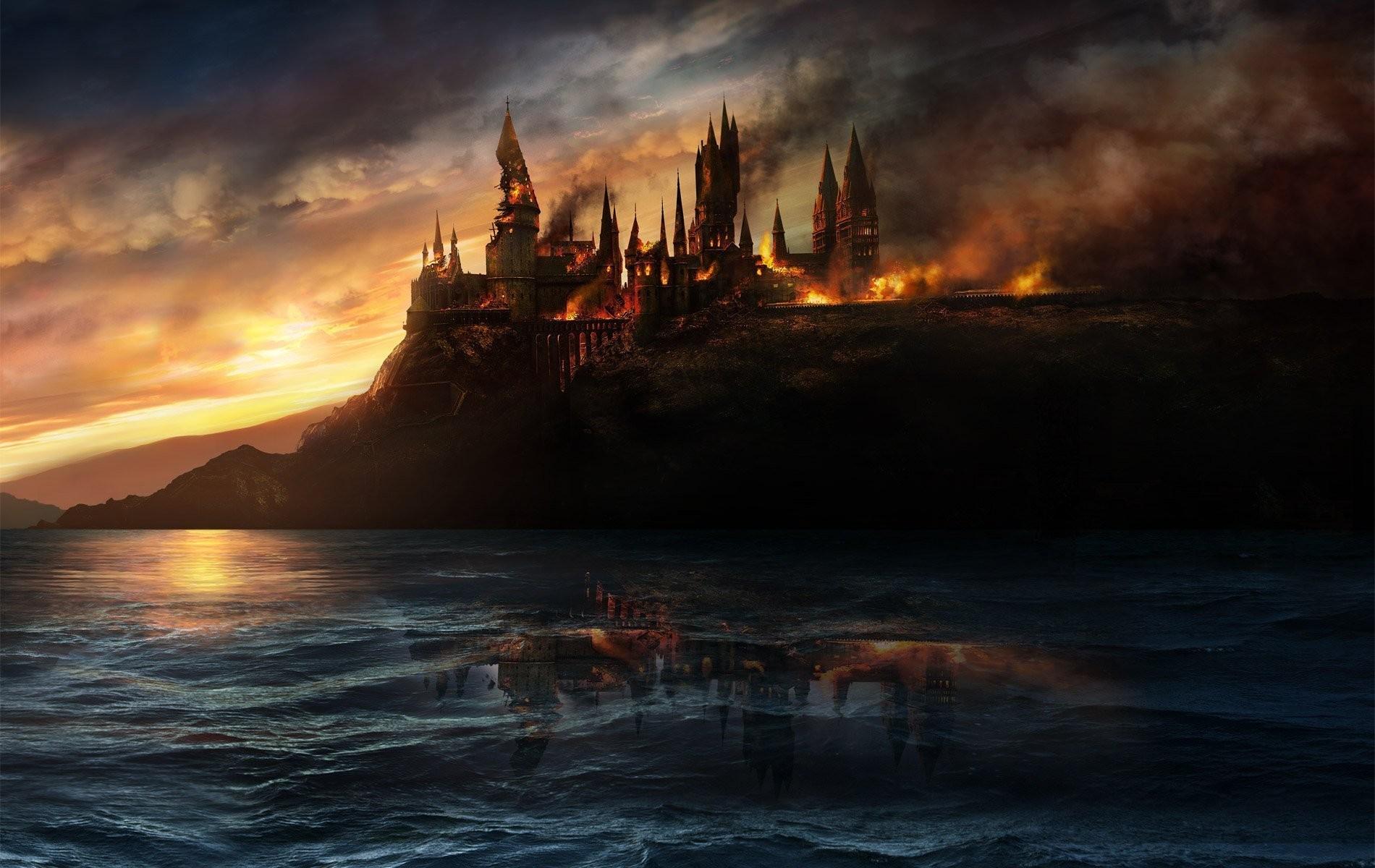 Good Wallpaper Harry Potter Concept Art - sunset-sea-movies-sunrise-evening-coast-Harry-Potter-dusk-destruction-Hogwarts-ghost-ship-dawn-wave-screenshot-computer-wallpaper-geological-phenomenon-204654  You Should Have_279434.jpg