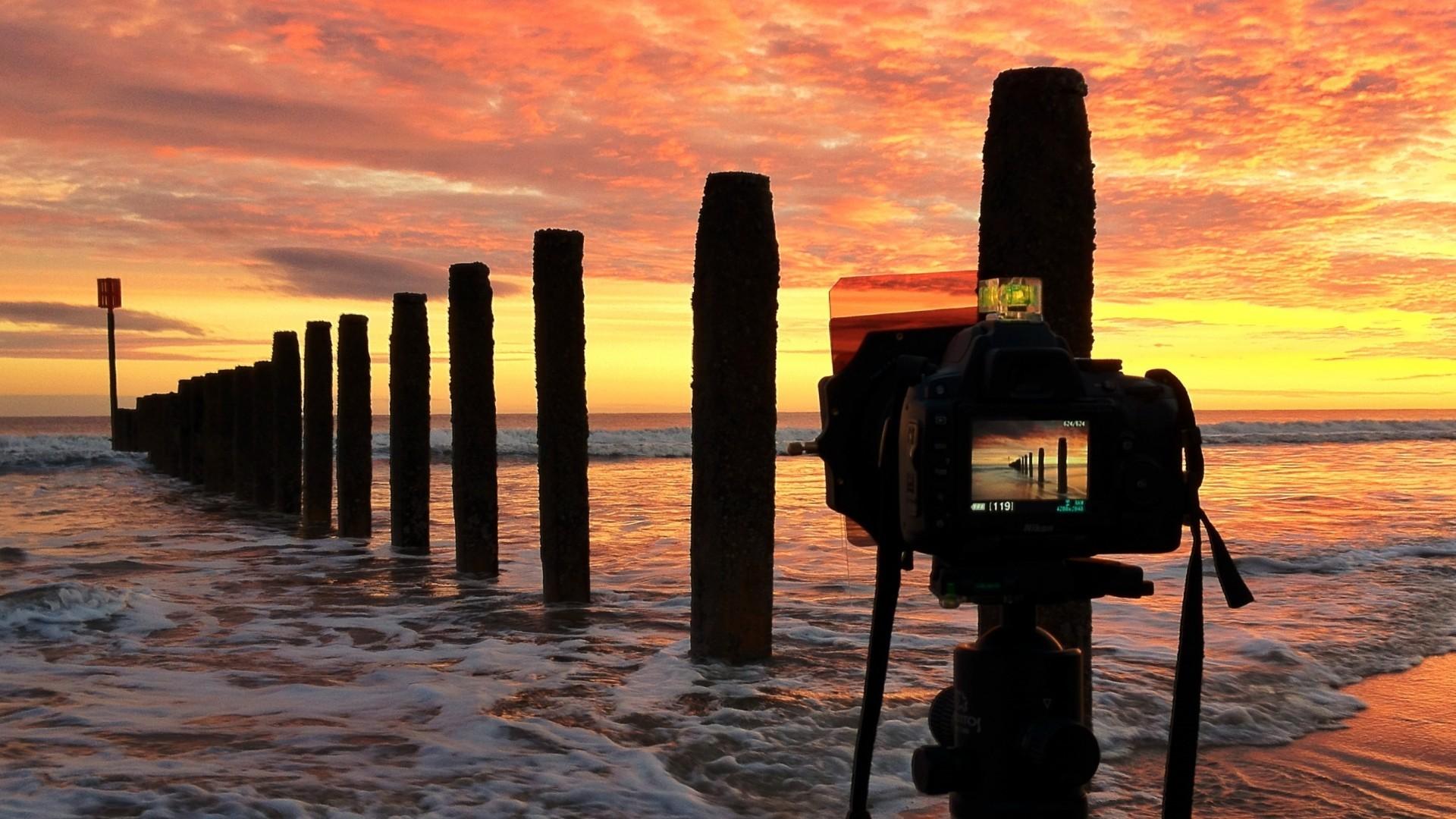 фотографирование пейзажей настройки