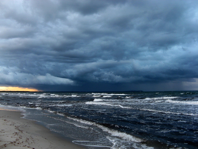 основном море с плохой погодой картинка обнародованных снимков ученые
