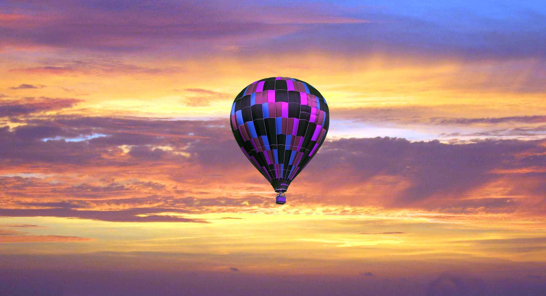 Обои воздушный шар, красиво. Города foto 16
