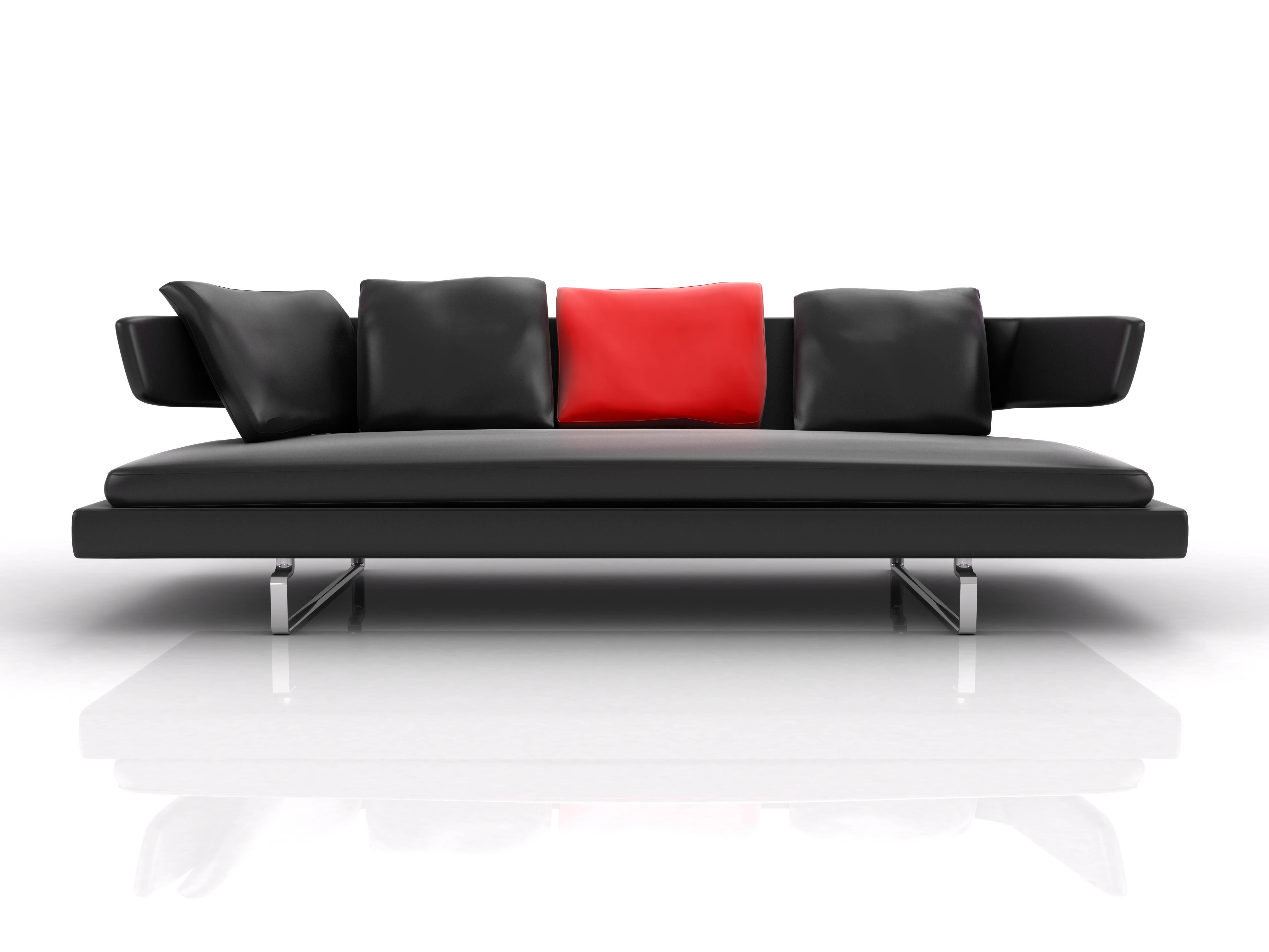 Hintergrundbilder : Tabelle, weißer Hintergrund, Couch, Leder, Sofa ...