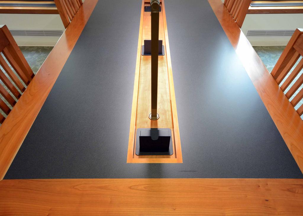 Masaüstü Tablo Sandalye Merdivenler Açı Zemin Sertağaç