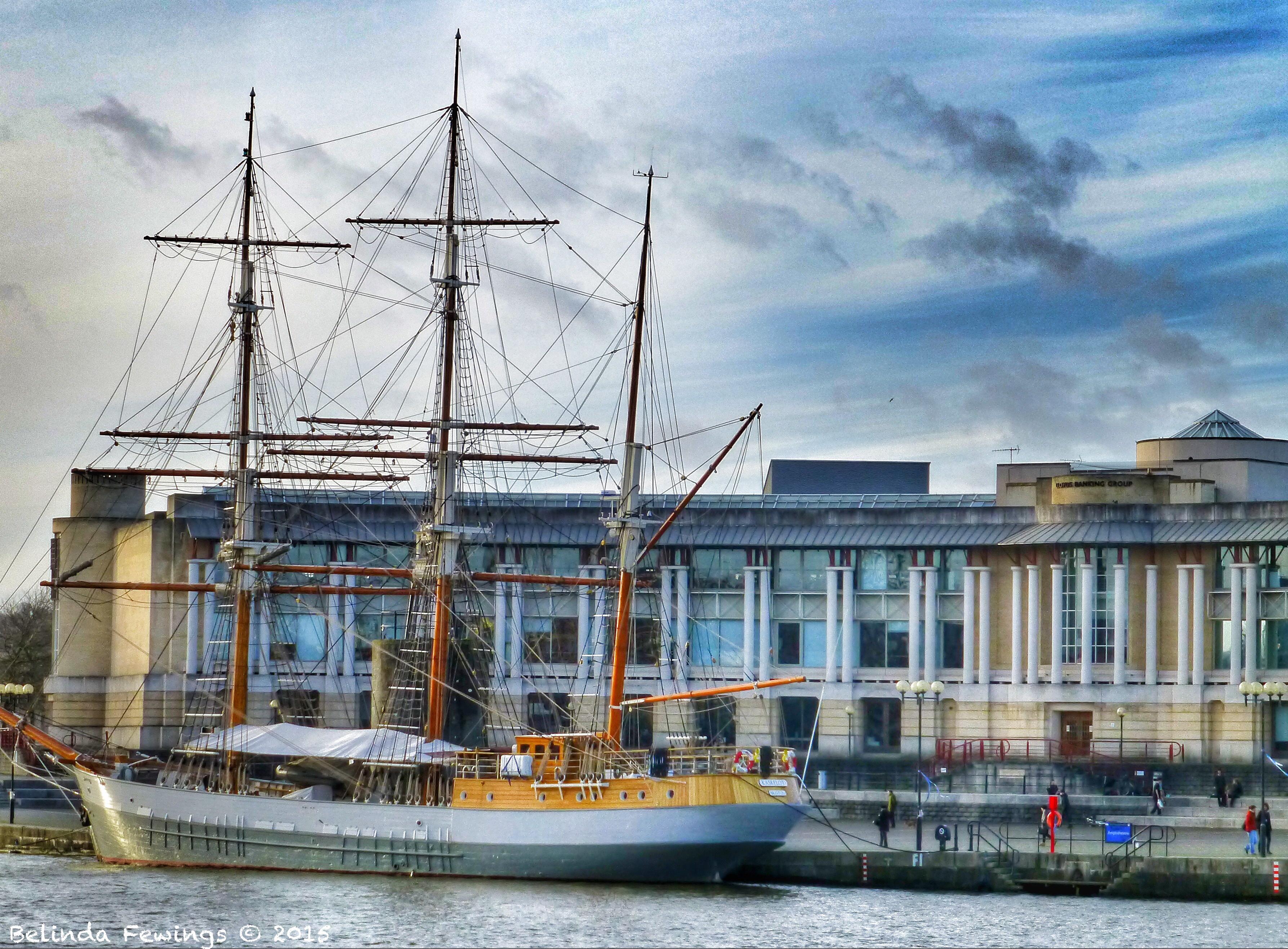 Wallpaper : kapal yang tinggi, Kapal layar, barque, air
