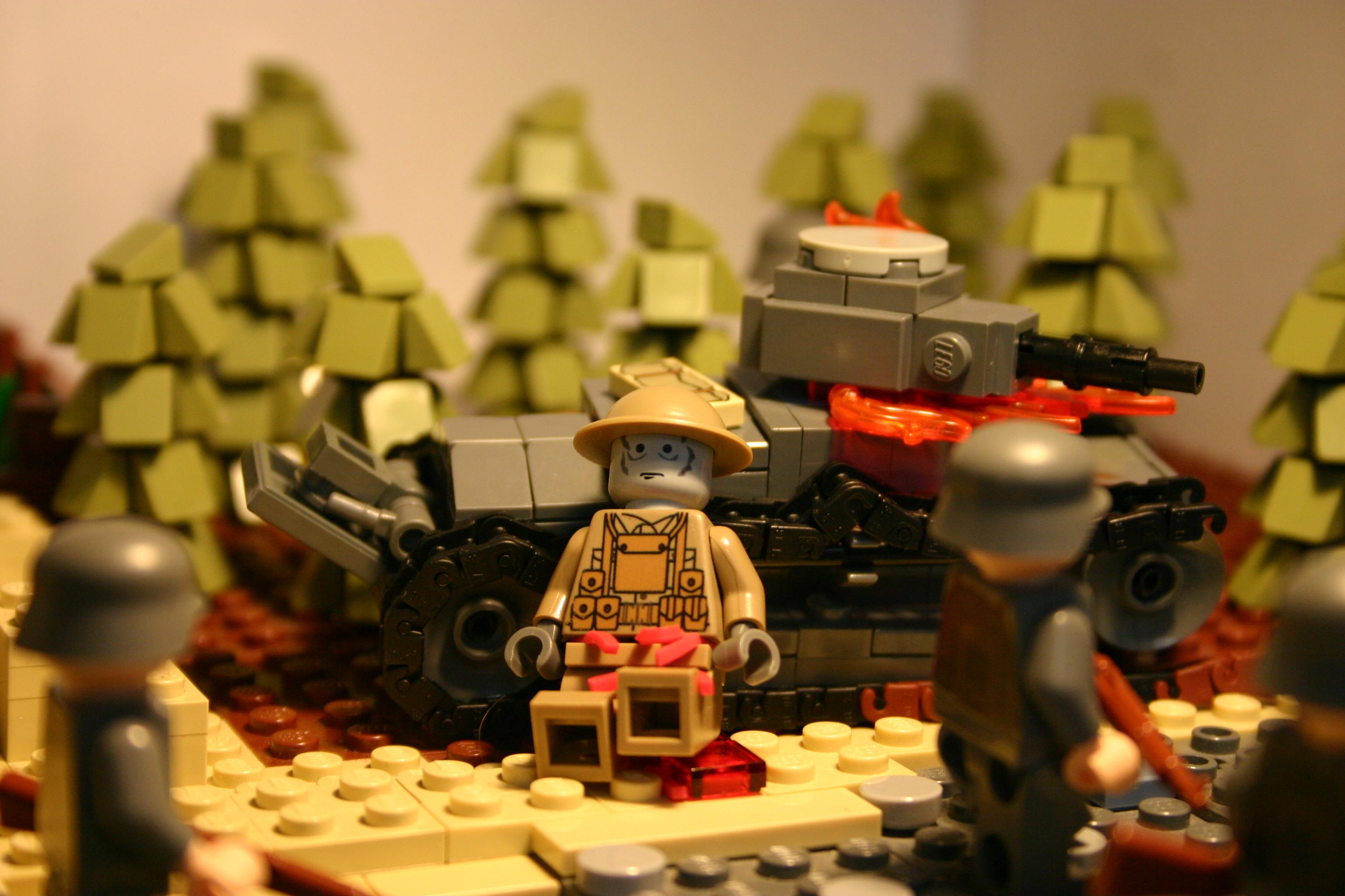 Wallpaper : tank, LEGO, Toy, British, Renault, Google