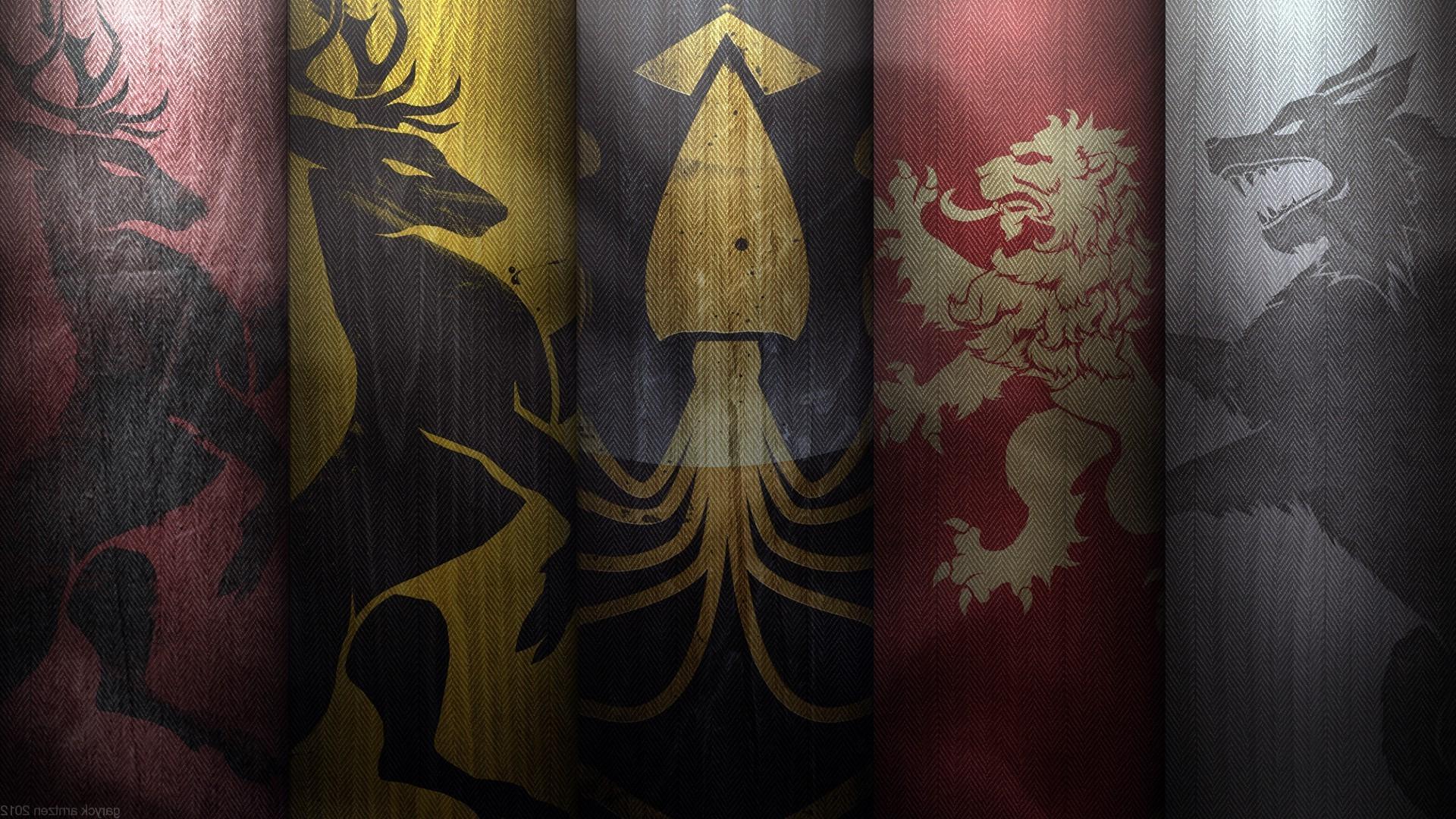 Wallpaper Tattoo Pattern Game Of Thrones Art Arm 1920x1080