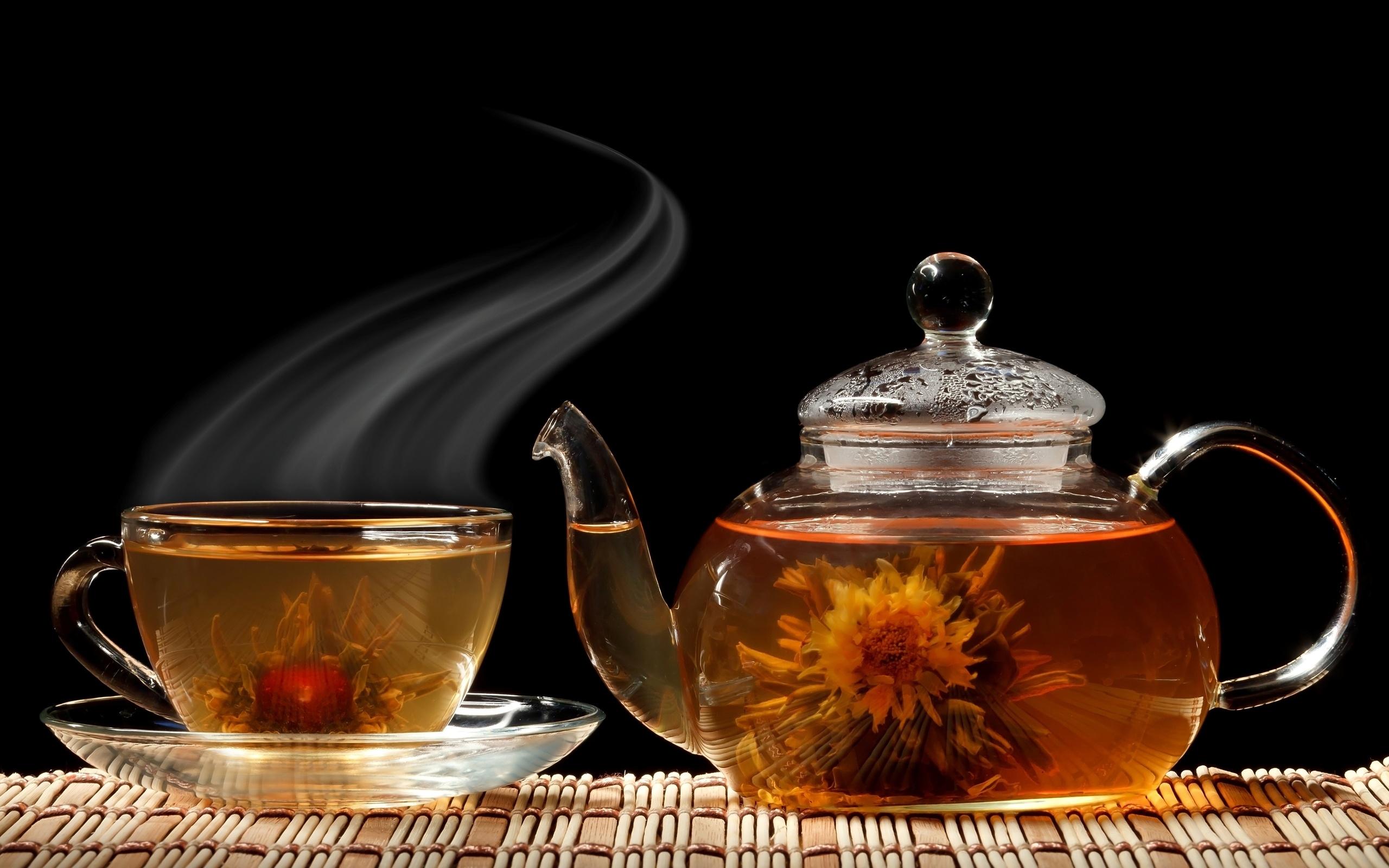 Hintergrundbilder : Tee, Kessel, Dampf, Tasse 2560x1600 - - 1041879 ...