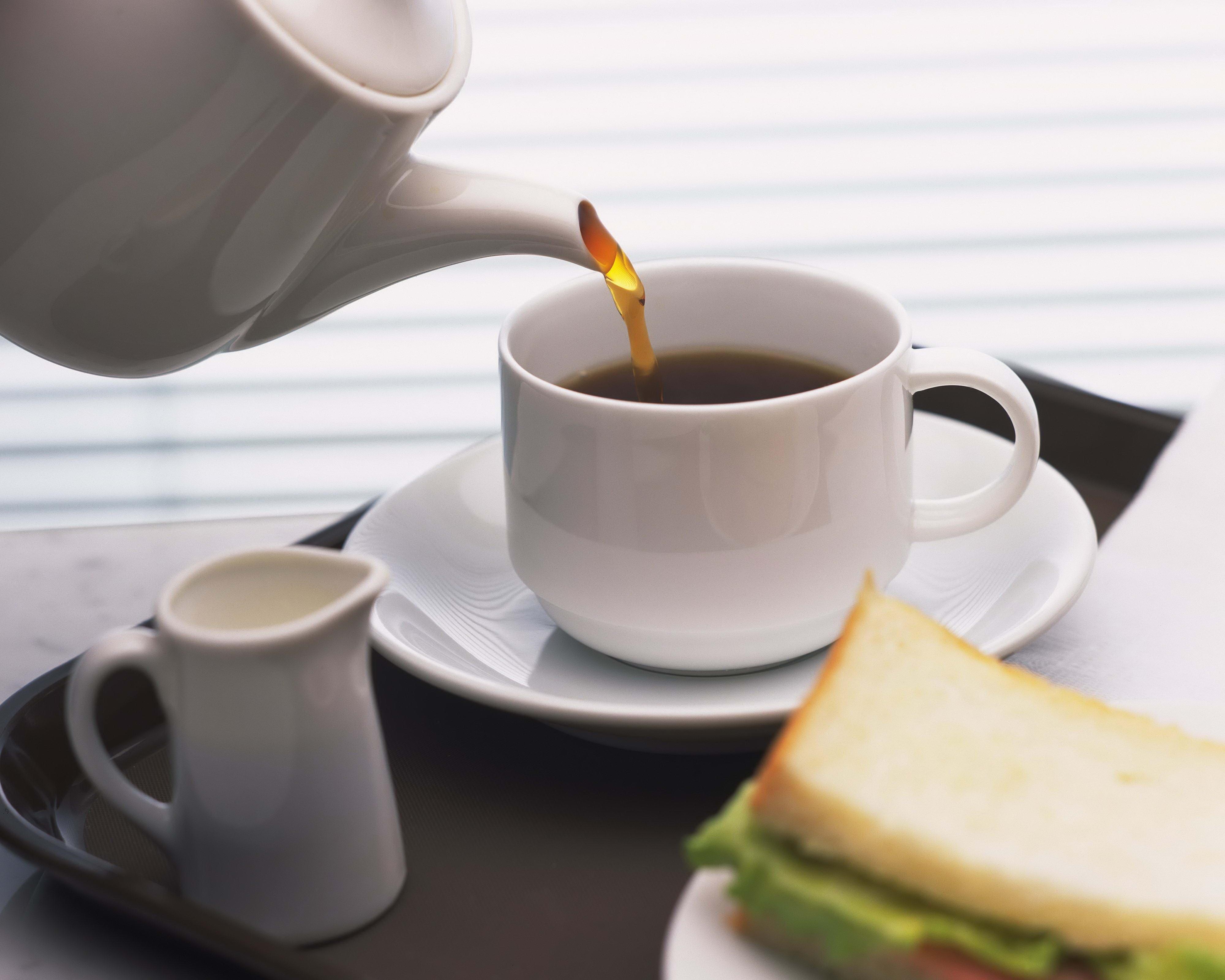 вот какого картинка с кружкой чая или кофе грани анорексии ассоциируются
