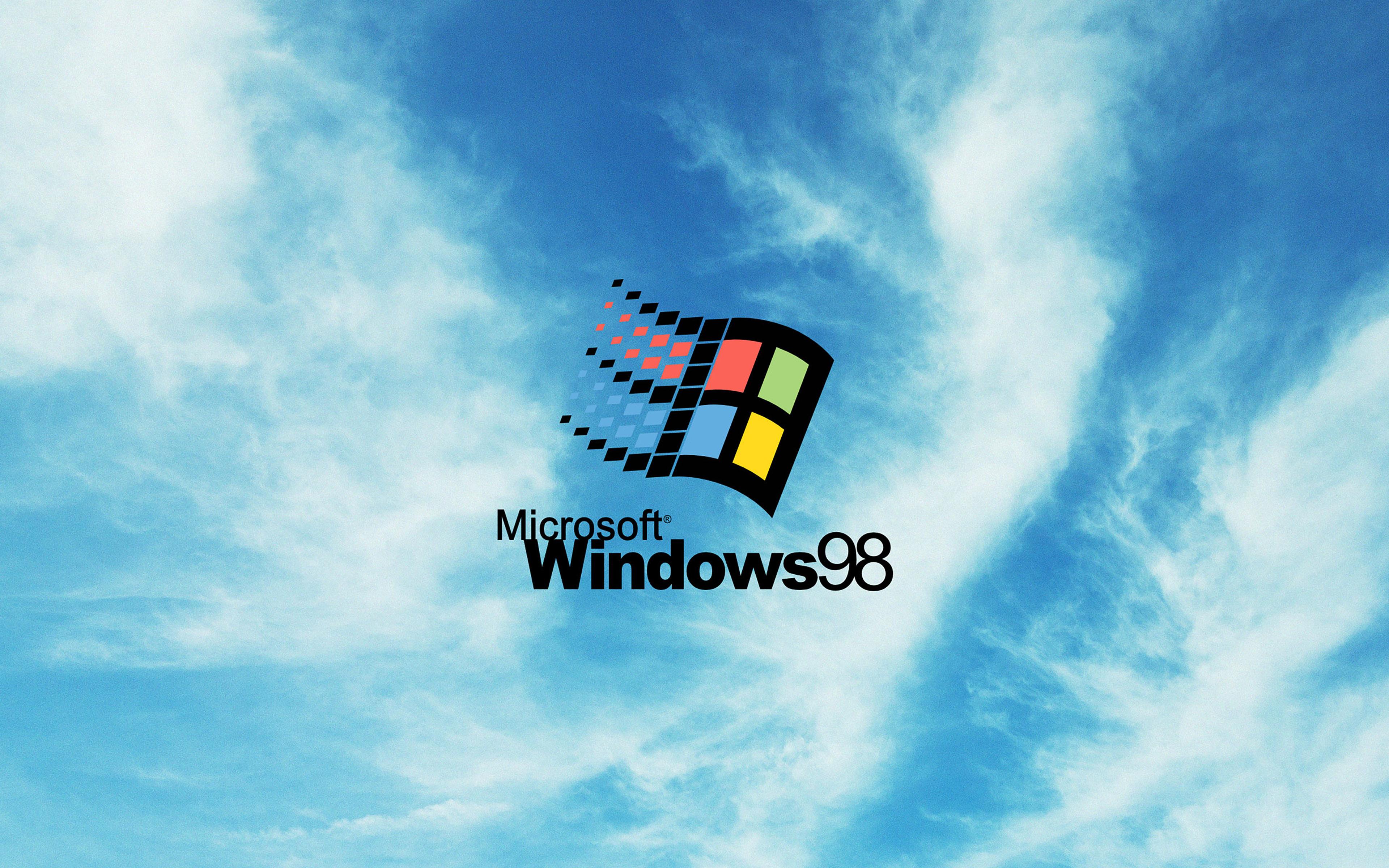 fond d'ecran anime windows 98