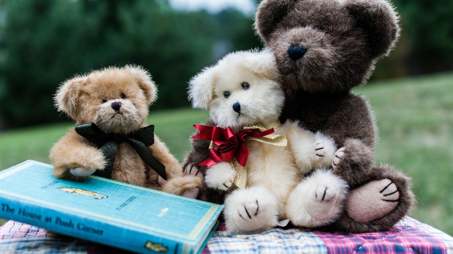 Фото игрушек и открыток