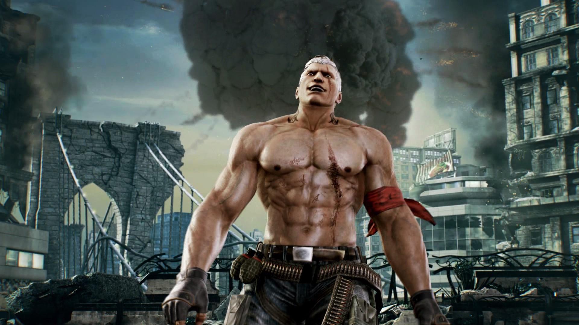 Fondos De Pantalla Tekken 7 Bryan Fury 1920x1080