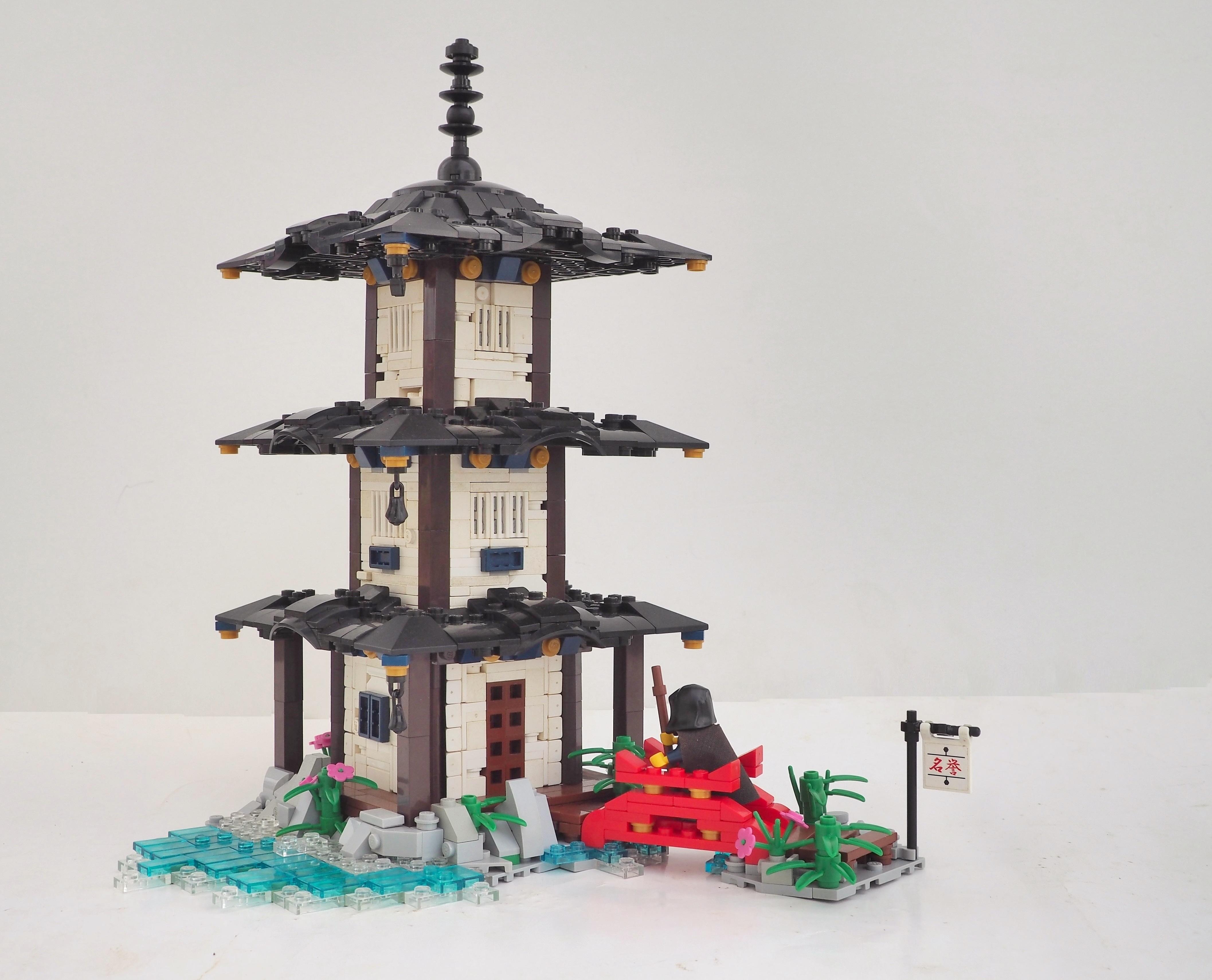 Fond D Ecran Temple Lego Village Drapeau Pont Japonais Jouet Toit Moine Construire Tournoi 4229x3421 830798 Fond D Ecran Wallhere
