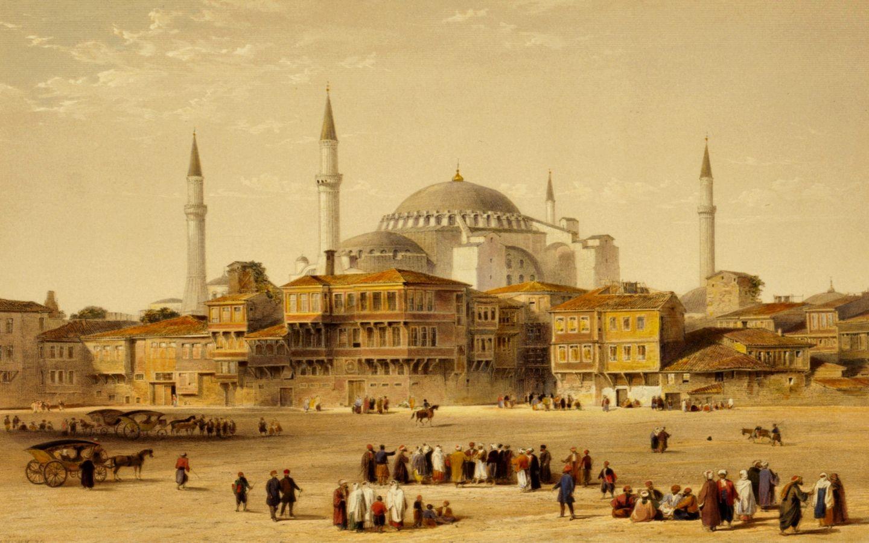 Османская империя. Города