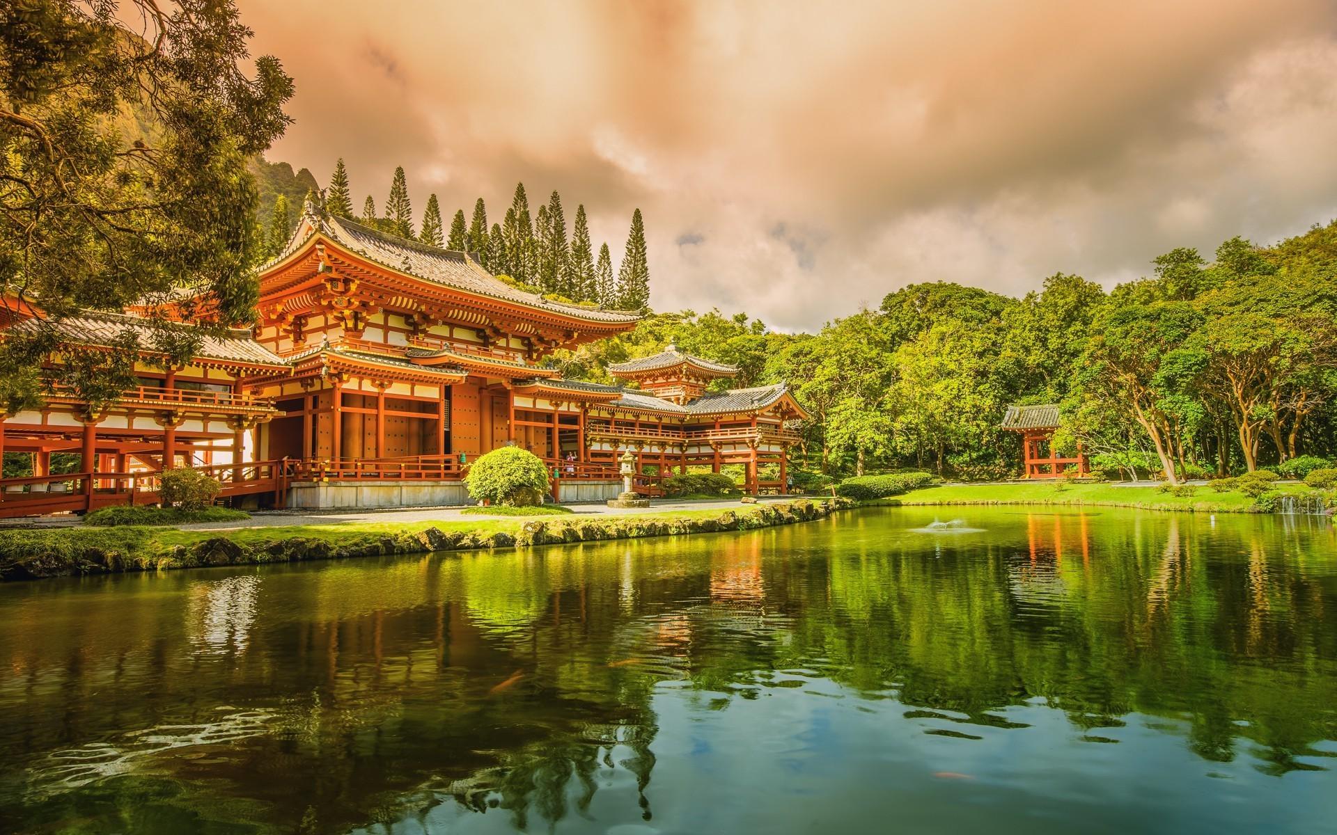 картинка япония пейзаж свои