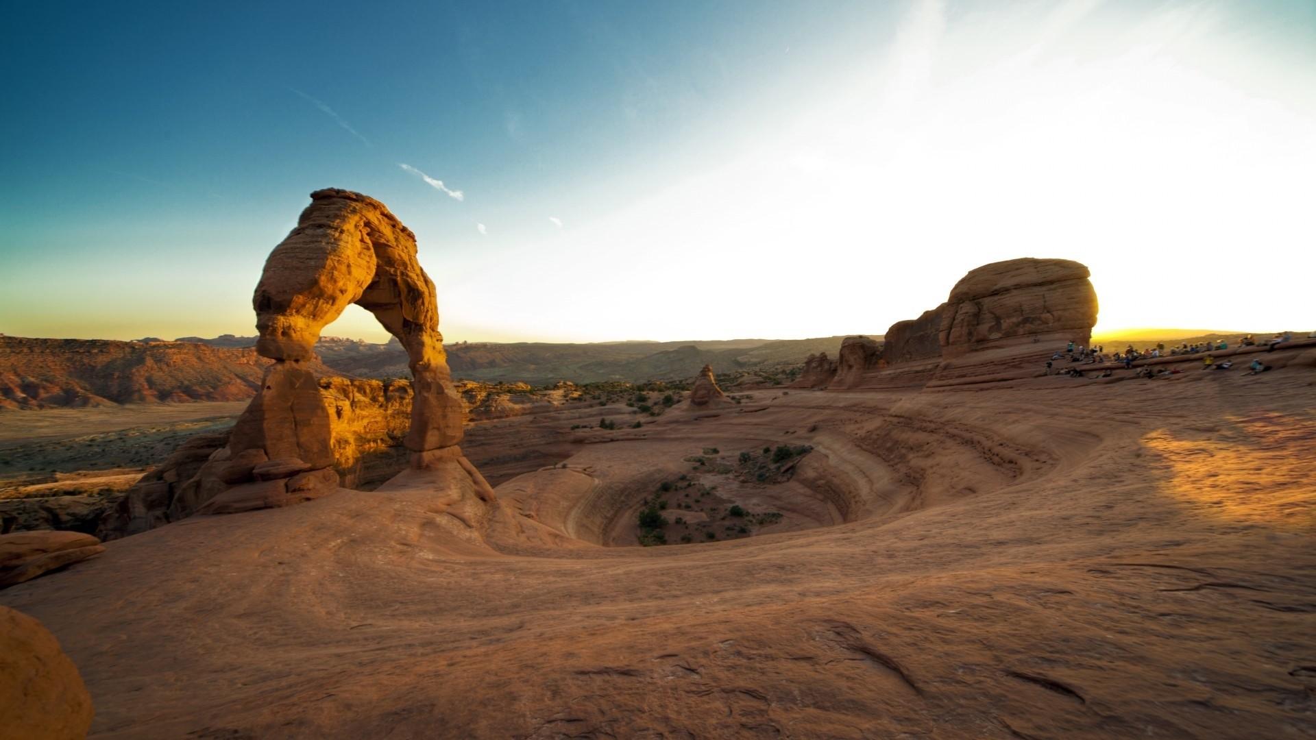 Wallpaper Temple Landscape Rock Nature Sand Desert
