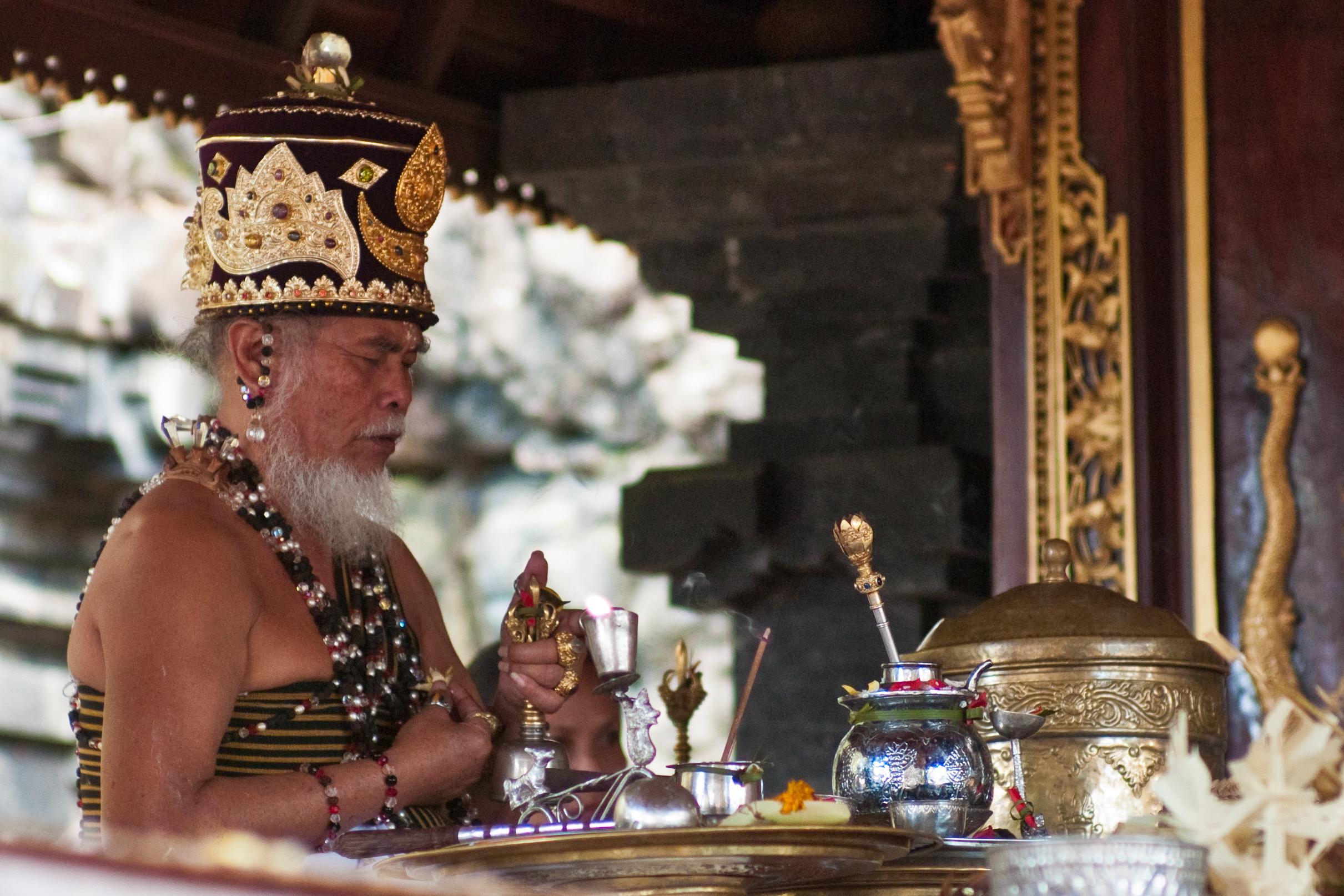 Fond décran temple portrait prière hindouisme religion