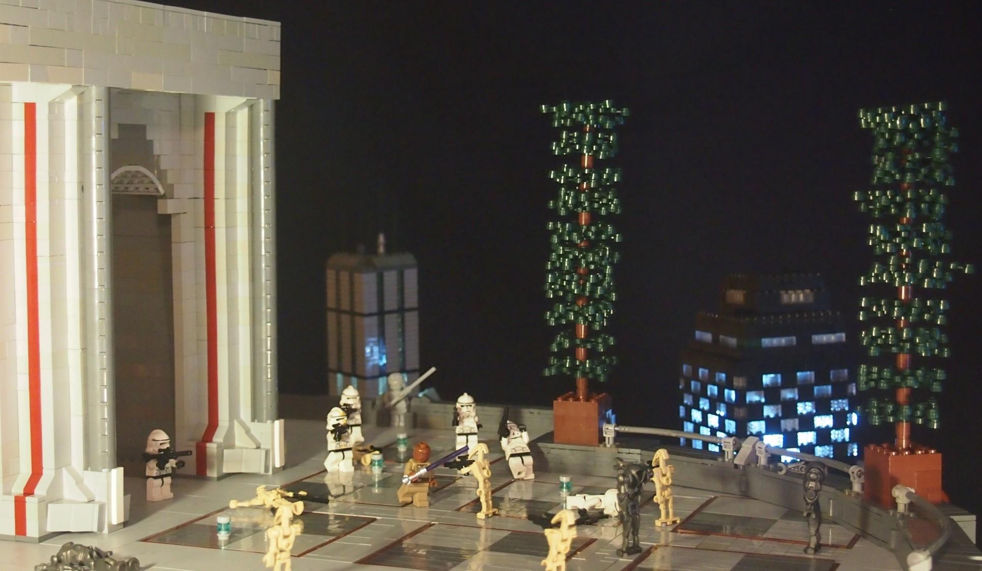 Wallpaper Temple War Battle Lego Map Jedi Coruscant Scene Star 2 Decor Wars Tourist Attraction Snot Clones Battlefront Droids 1930x1123 819210 Hd Wallpapers Wallhere