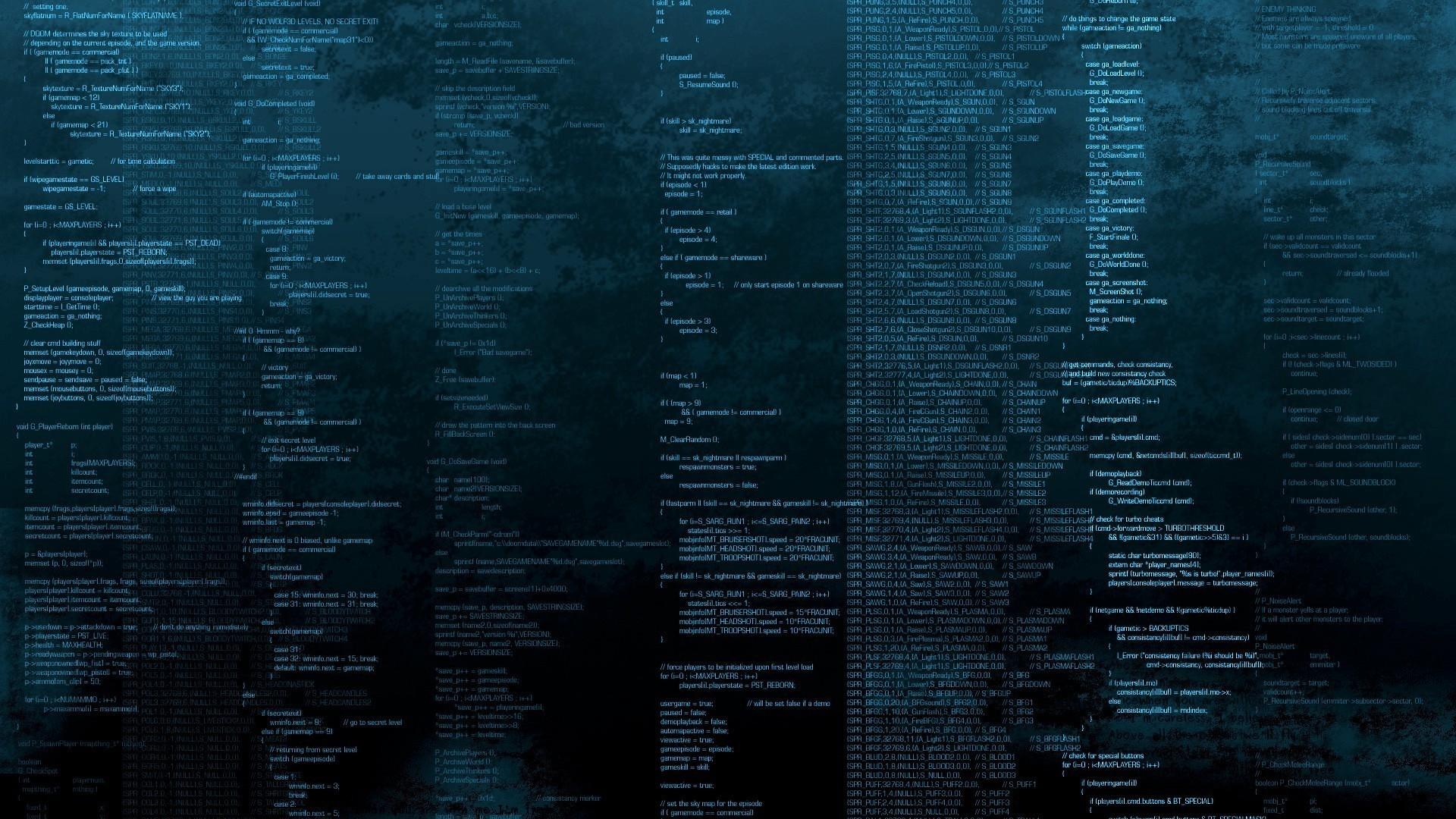 Download Wallpaper Computer Logic - text-blue-code-programming-computer-texture-knowledge-programming-language-Doom-game-logic-design-line-darkness-number-screenshot-computer-wallpaper-font-34725  Snapshot_695846 .jpg