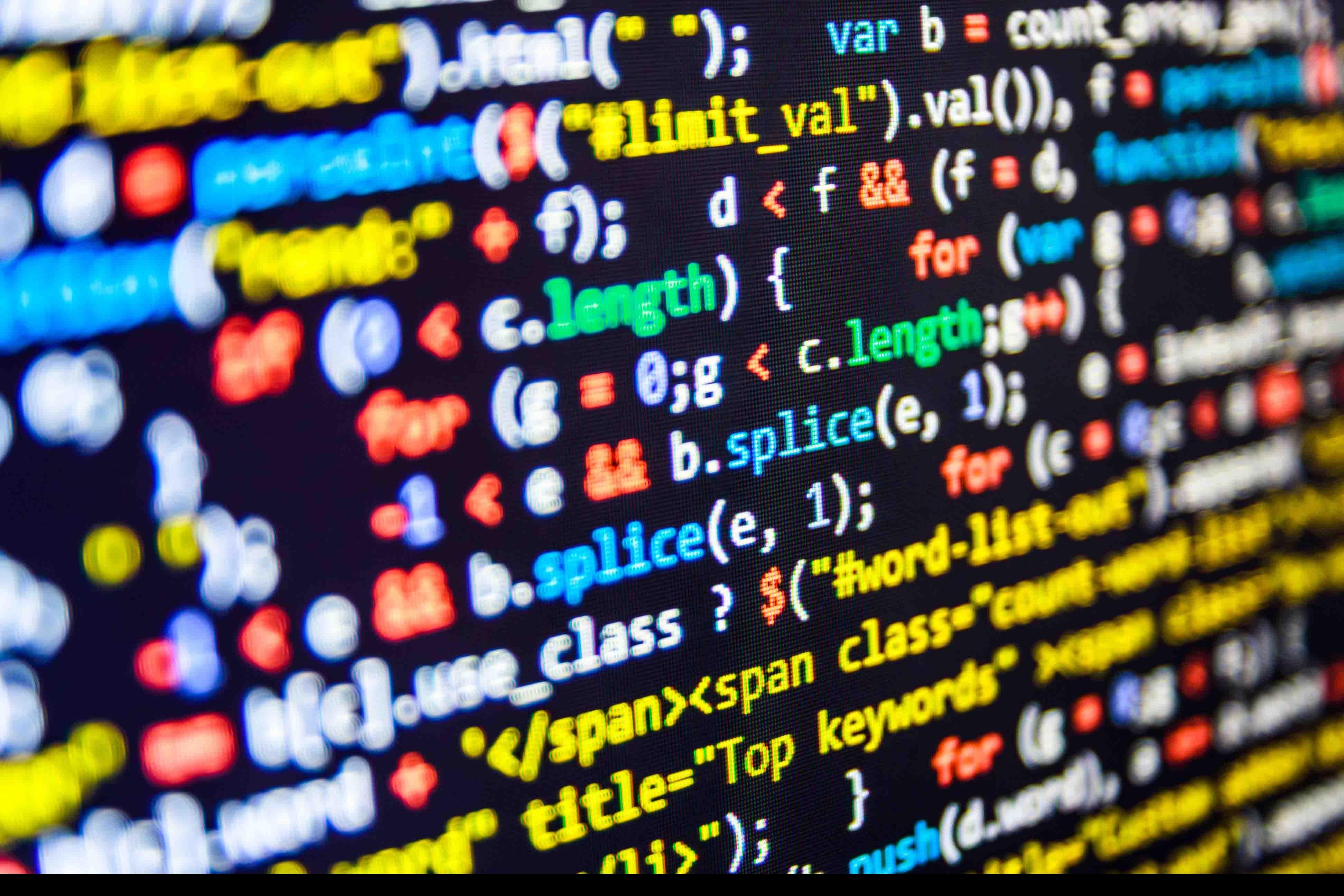 Text Code Programming HTML Web Development Pixels JavaScript Computer Screen PHP Syntax Highlighting Language 3888x2592