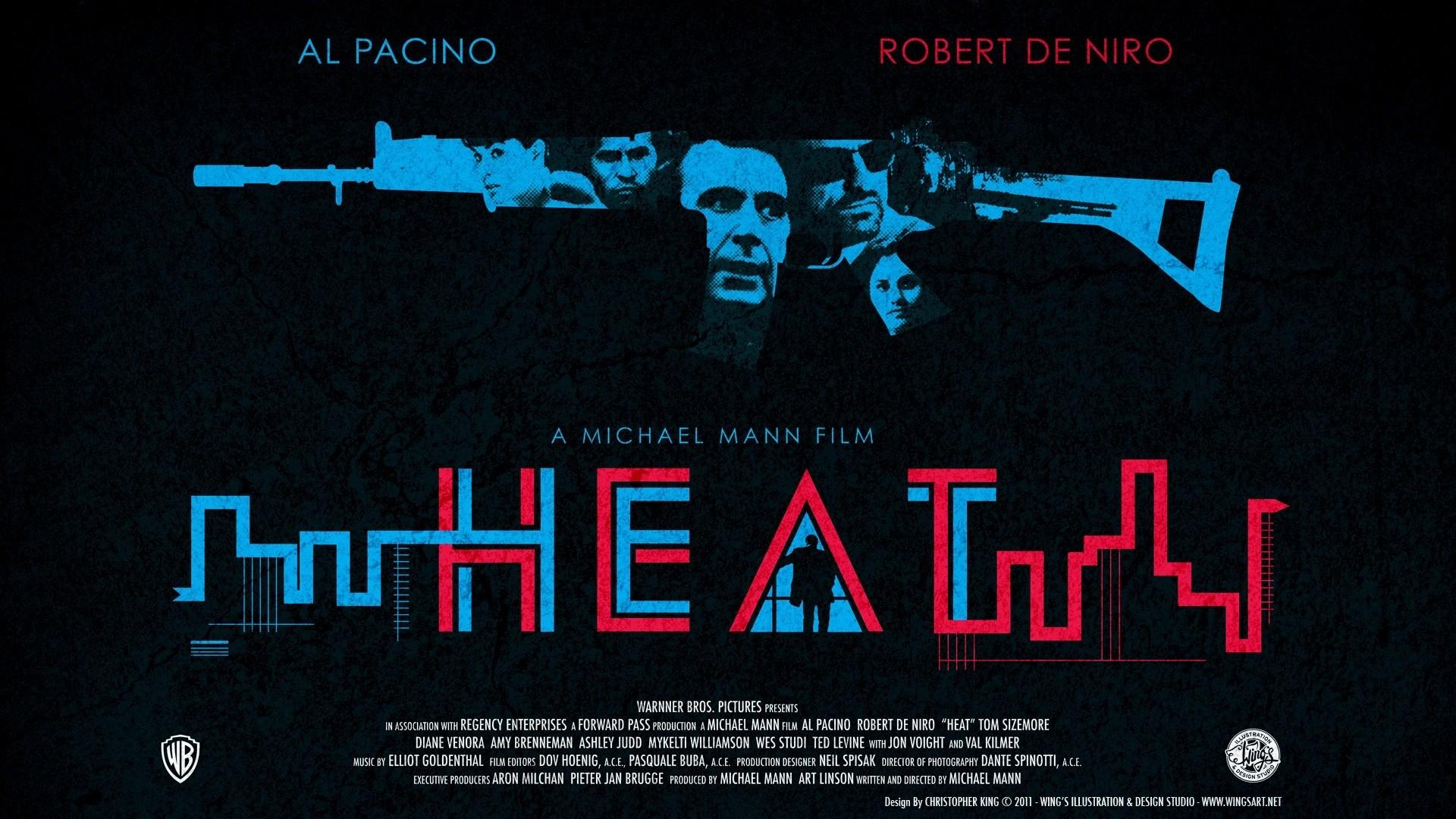 Wallpaper : text, heat movie, Al Pacino, Robert de Niro