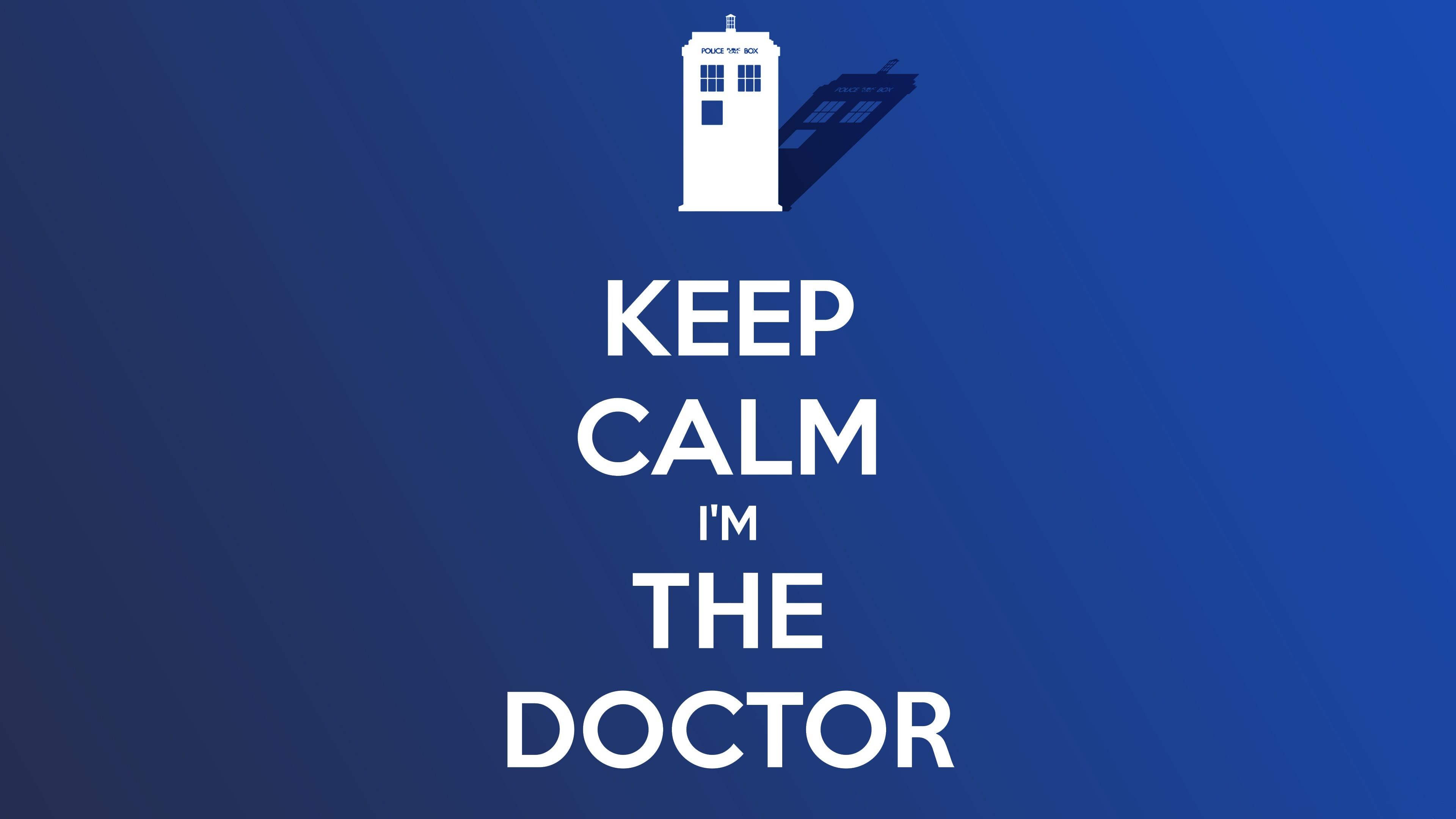 Wallpaper : text, logo, Doctor Who, TARDIS, Keep Calm and