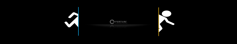 Wallpaper : text, logo, Portal 2, Aperture Laboratories ...