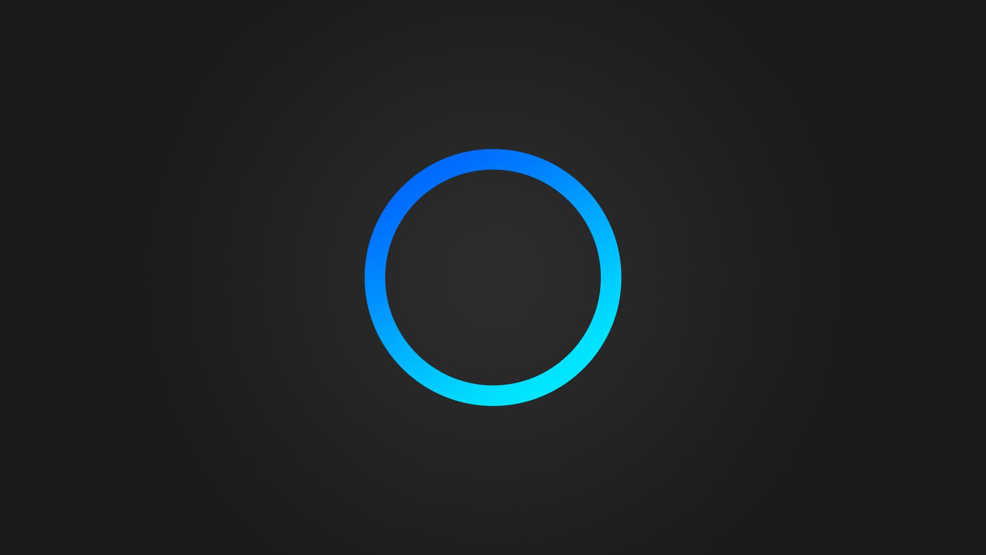 Text Logo Blue Simple Circle Gray Background Brand Cortana Shape Line Symbol Number Screenshot Computer Wallpaper