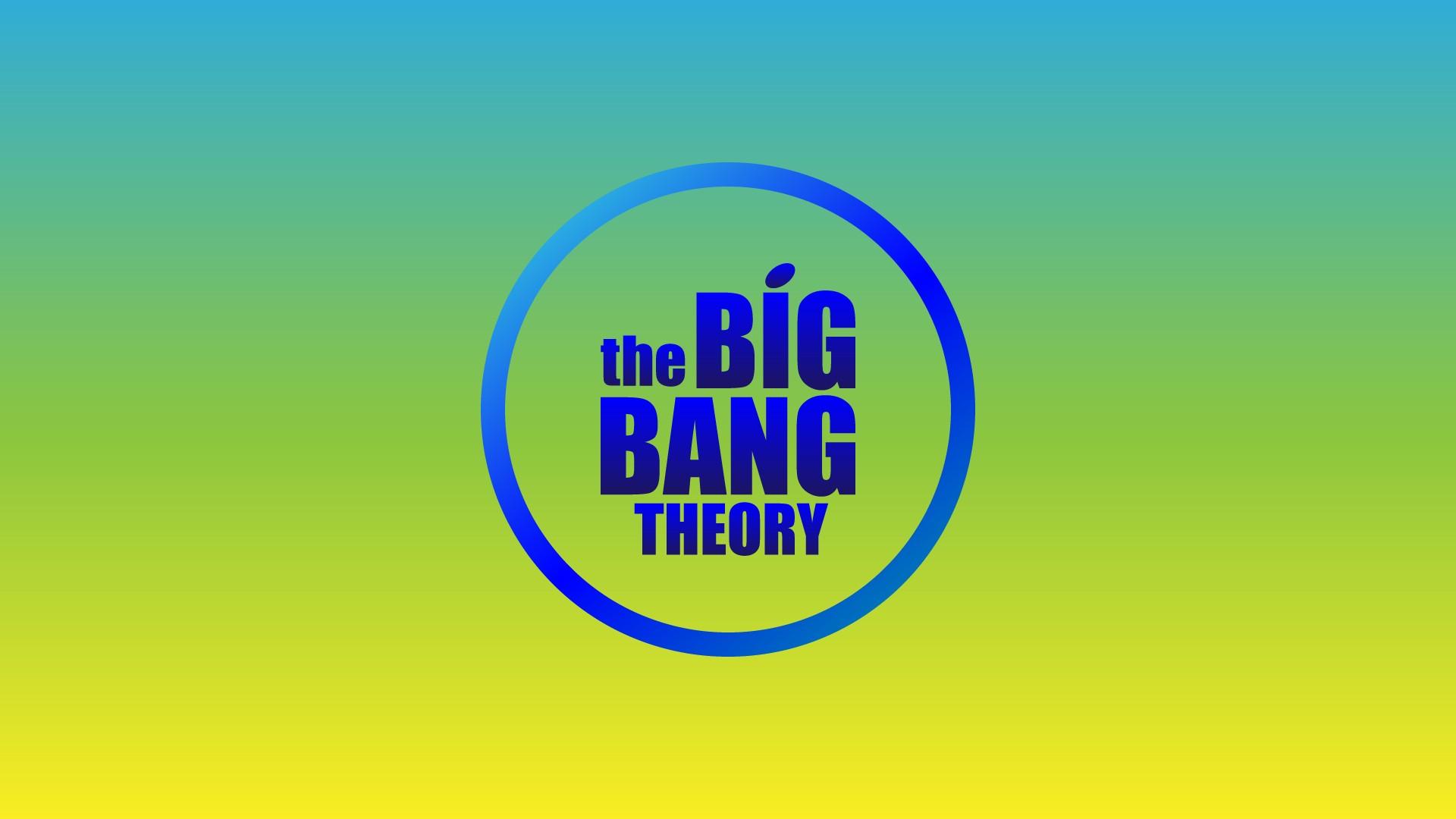 text logo circle tv brand the big bang theory shape line font product  diagram