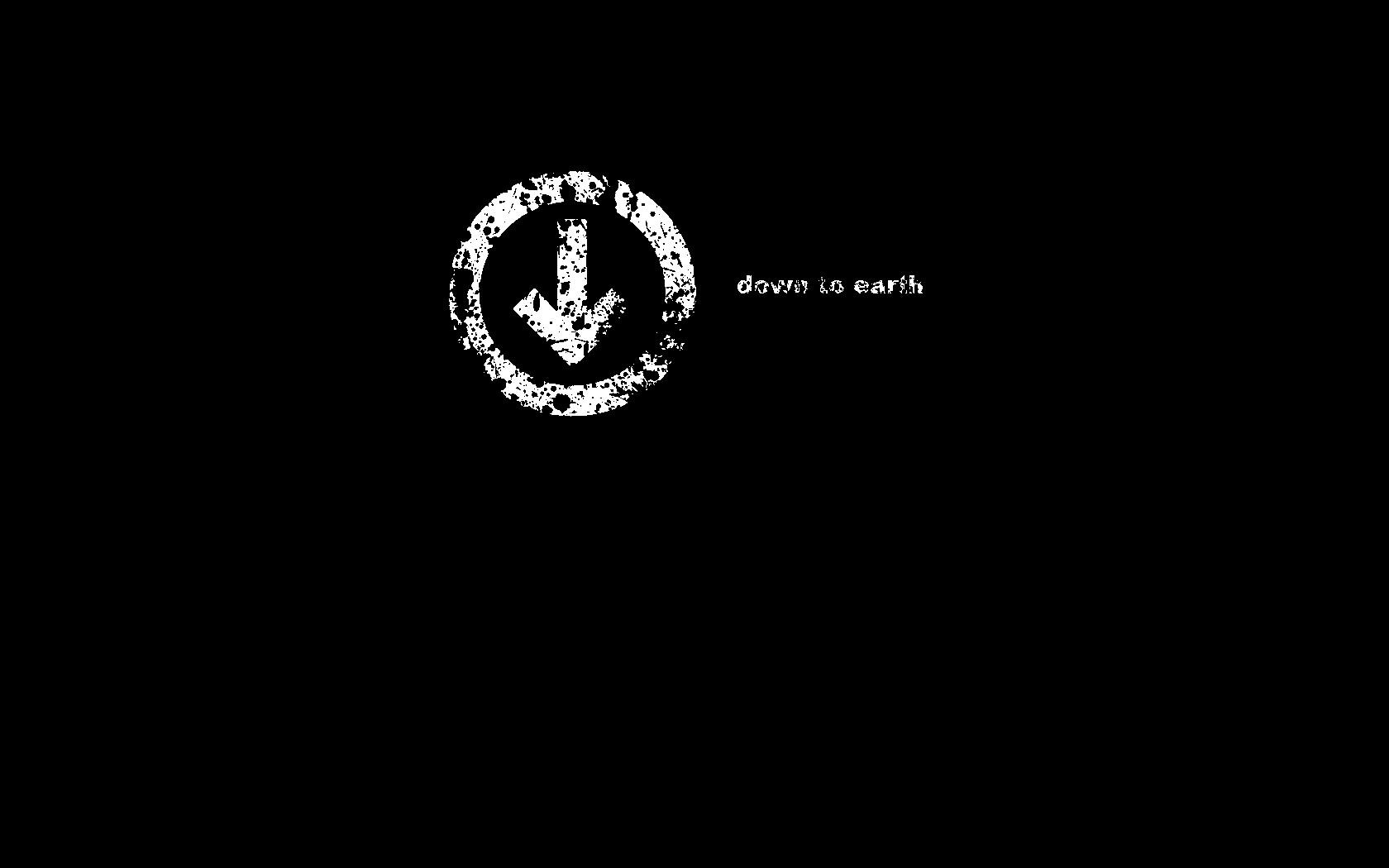 Papel De Parede Texto Logotipo Círculo Marca Frase Trevas