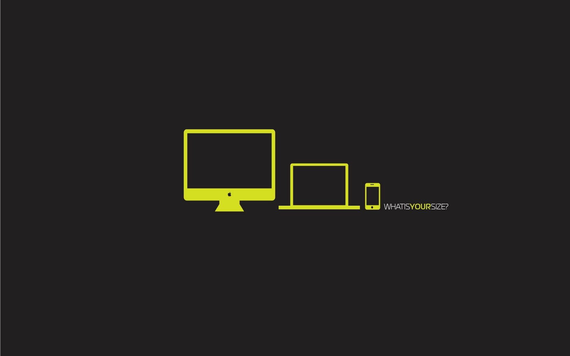 Fond D Ecran Texte Logo Jaune Iphone Marque Ipad