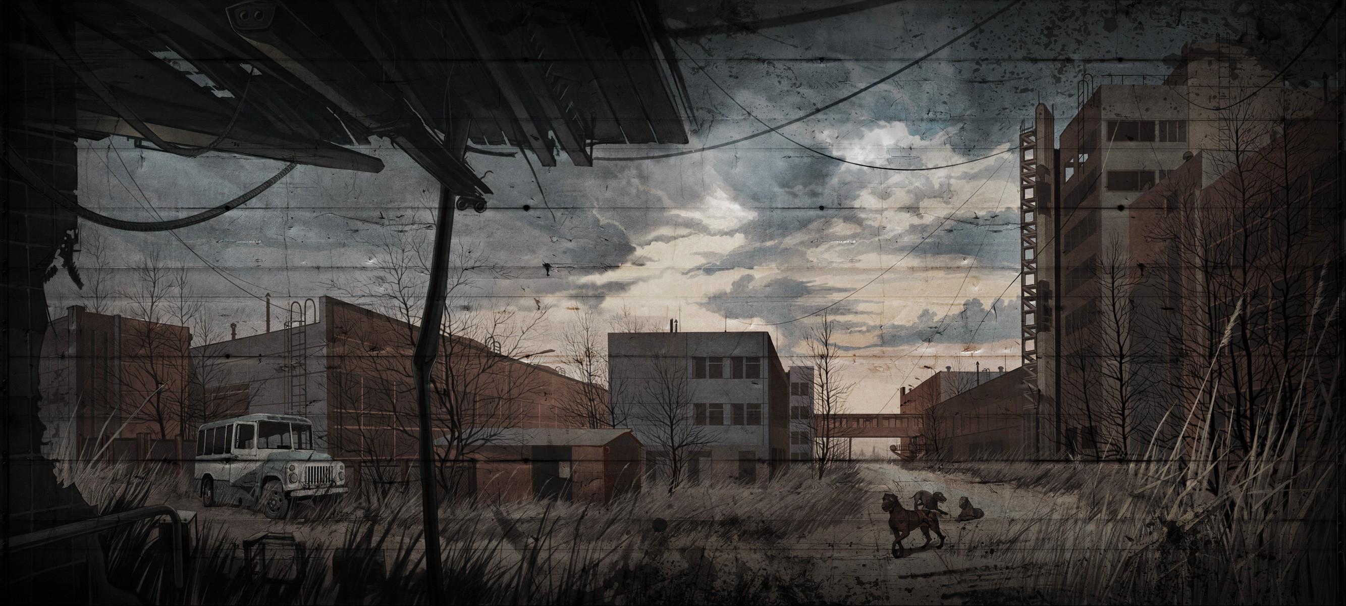 Wallpaper Texture Ukraine S T A L K E R Call Of Pripyat Art