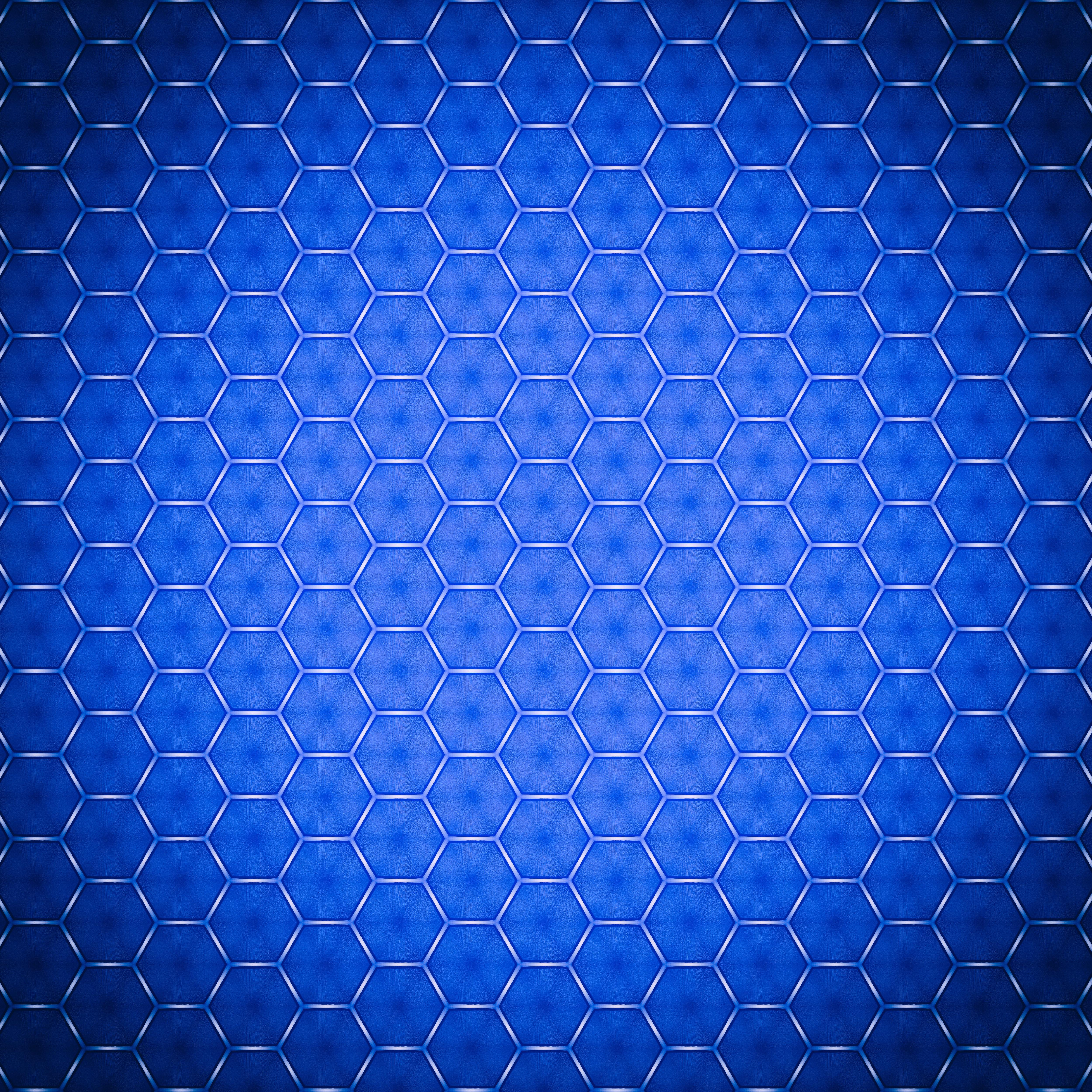 Wallpaper Texture Blue Shape 5000x5000 Wallbase
