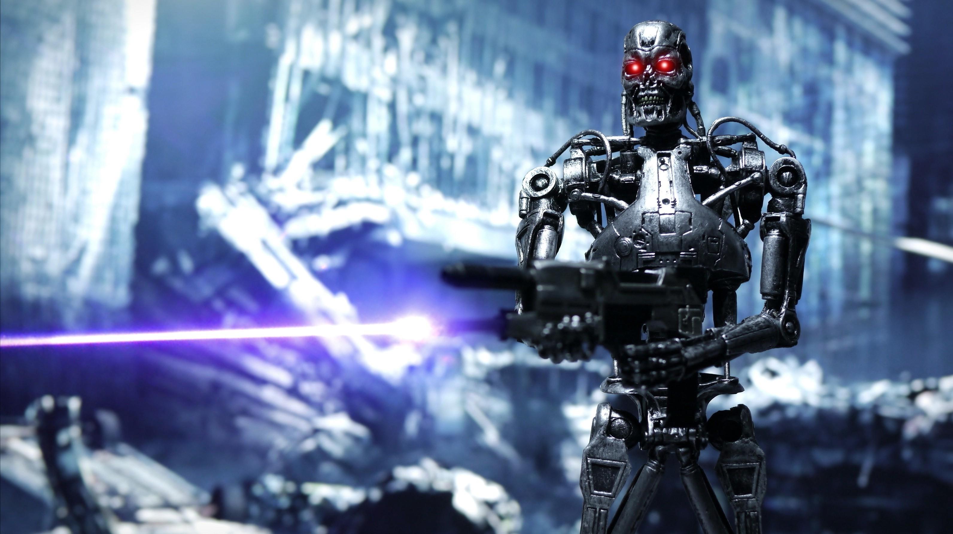 терминатор фото всех роботов обладает пышными формами