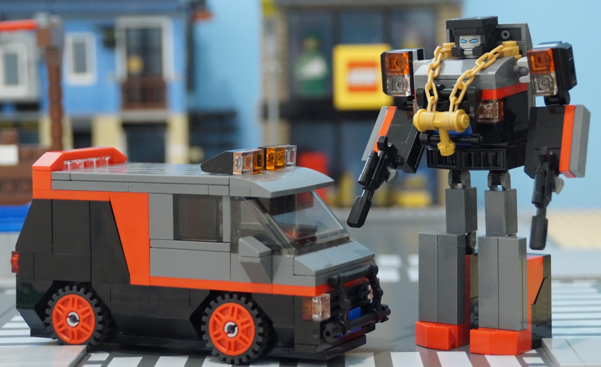 Sfondi giocattoli auto trasformatori cartone animato lego