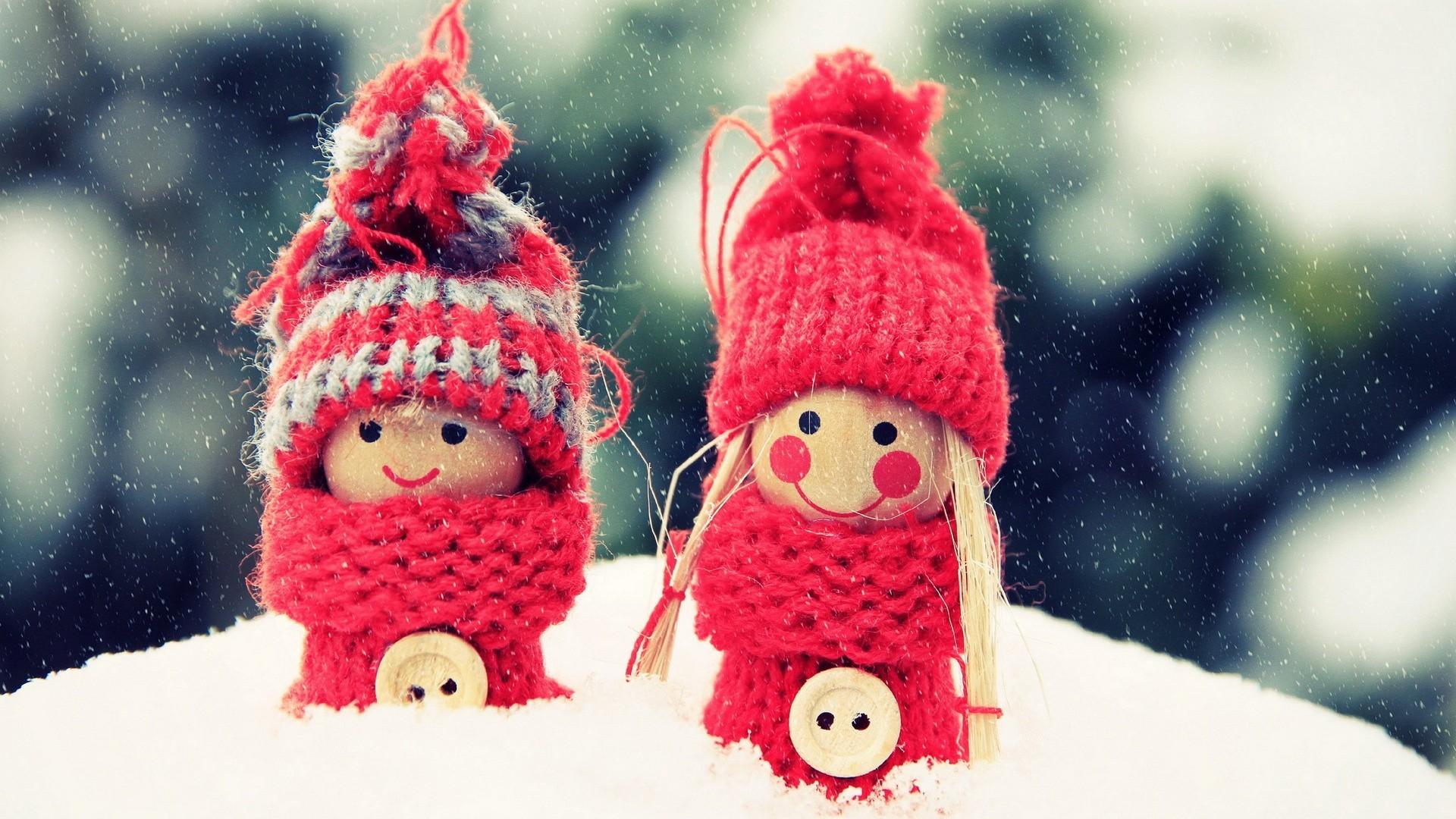 Hintergrundbilder Spielzeug Rot Schnee Schneemann Weihnachten