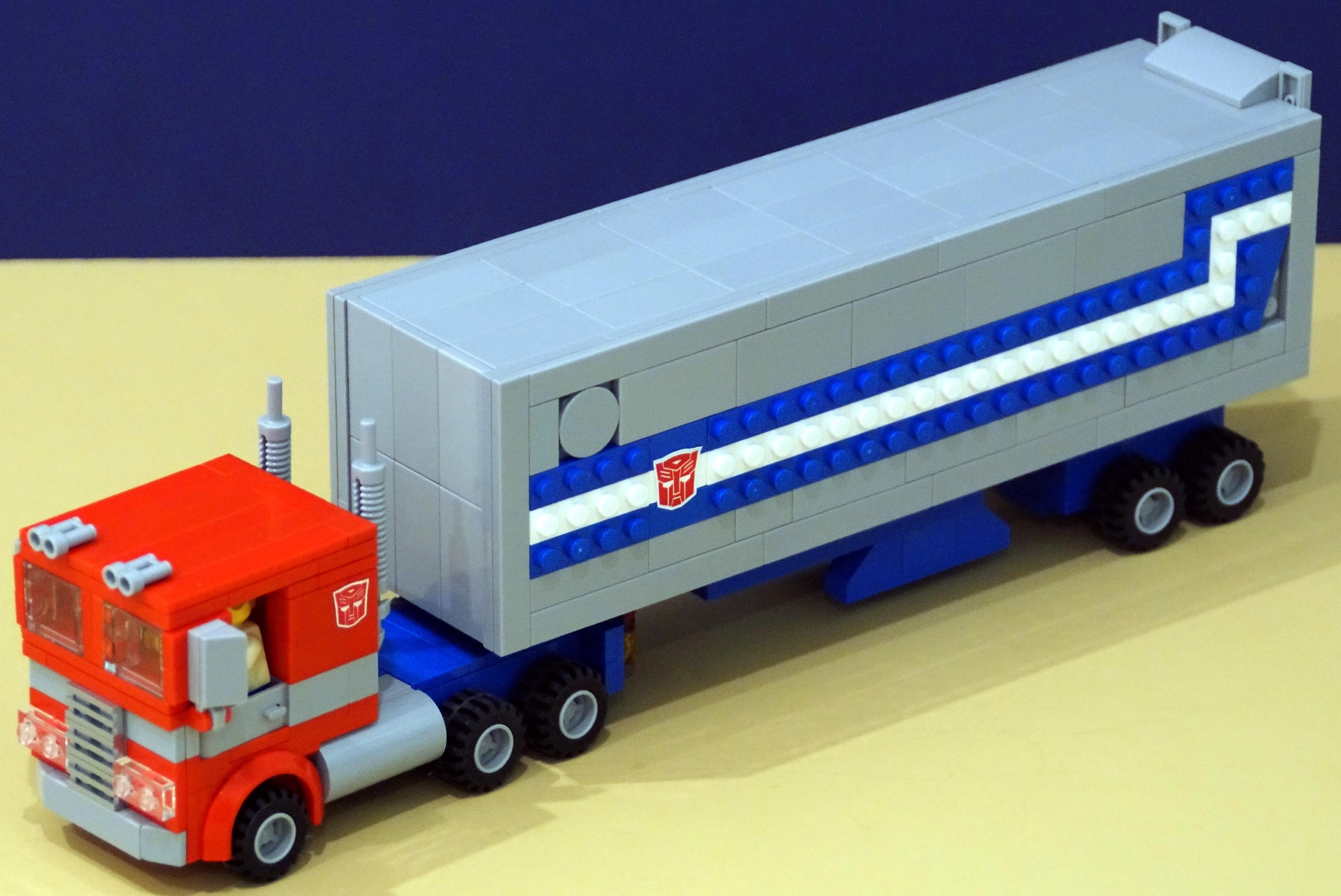 Sfondi giocattoli trasformatori cartone animato lego