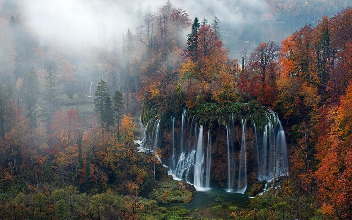 лучше всего доброе утро картинки красивые осенние водопад придумать предмет