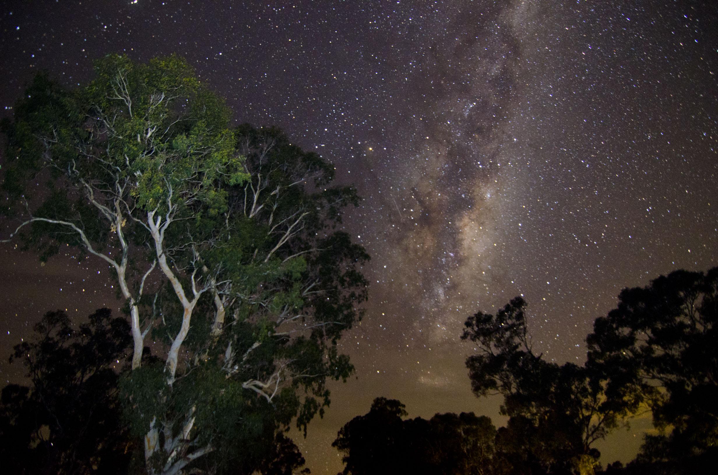 бесконечные австралия млечный путь фото бросила