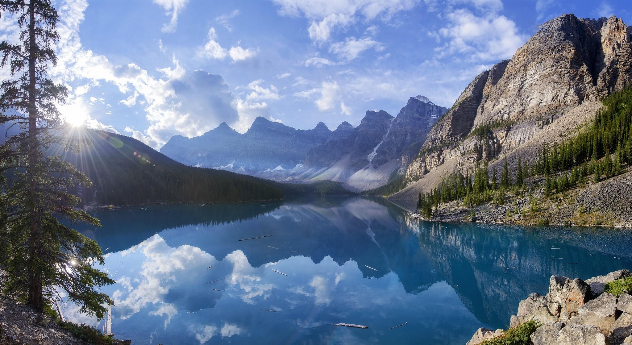 Картинки лето вода горы