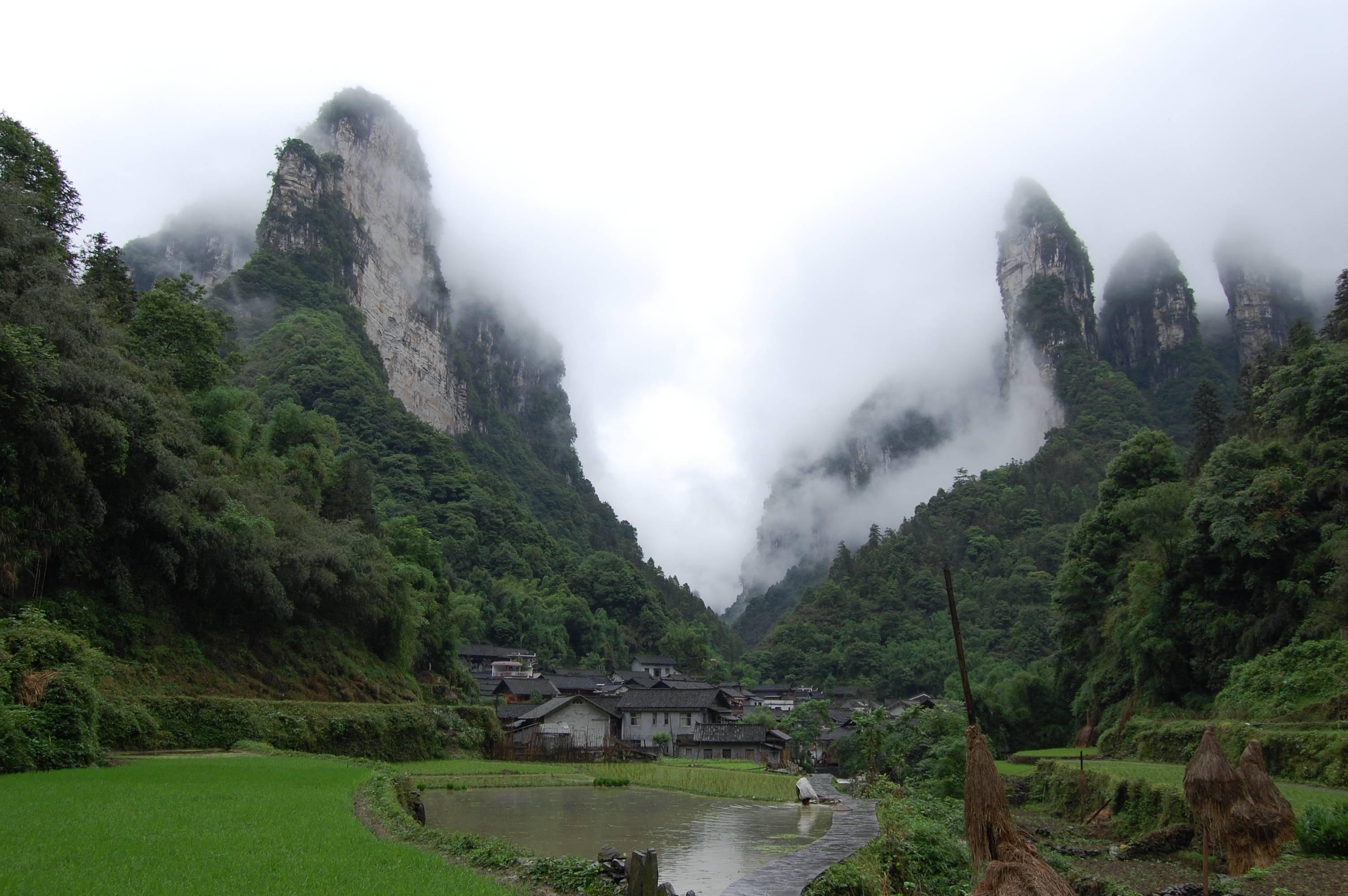 пусть станет фото китай природа несколько форм