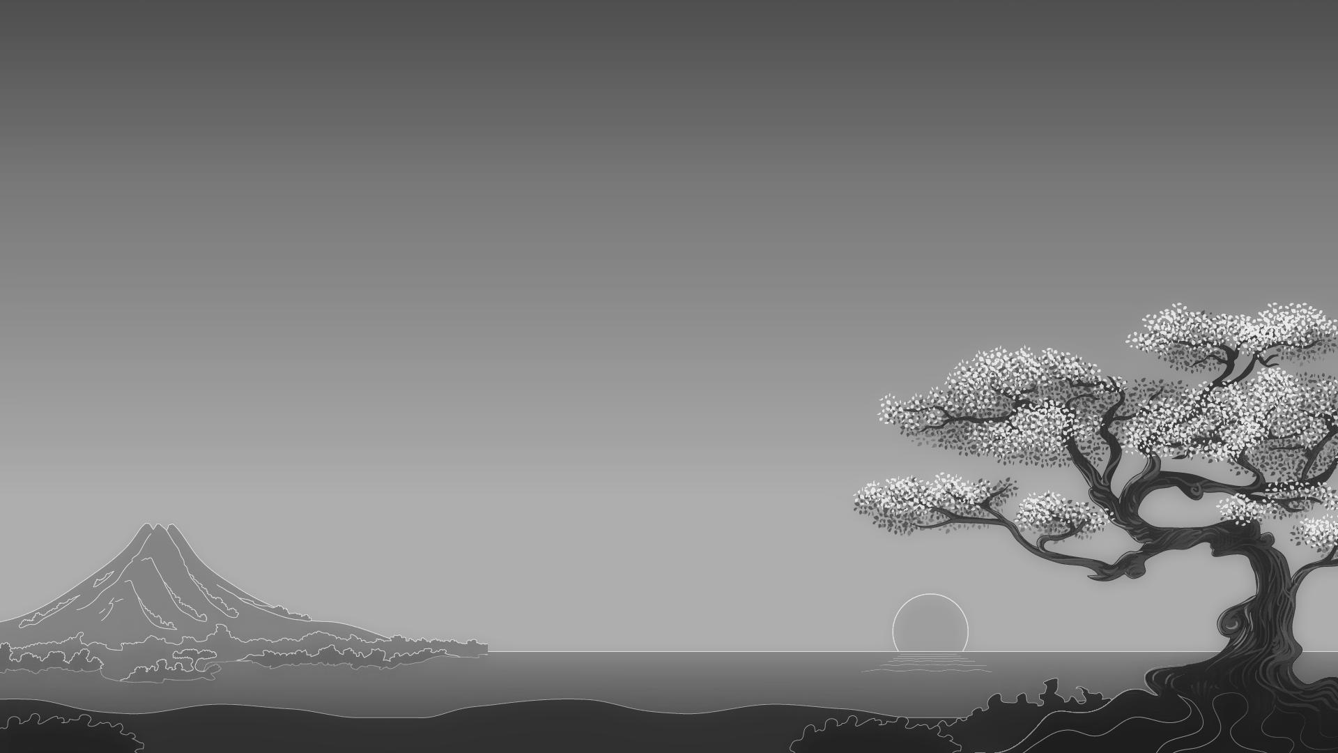 головного япония минимализм картинки успокоила