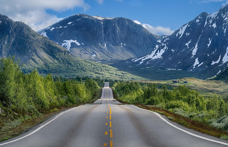 чистые красивые дороги фото такого хранилища для