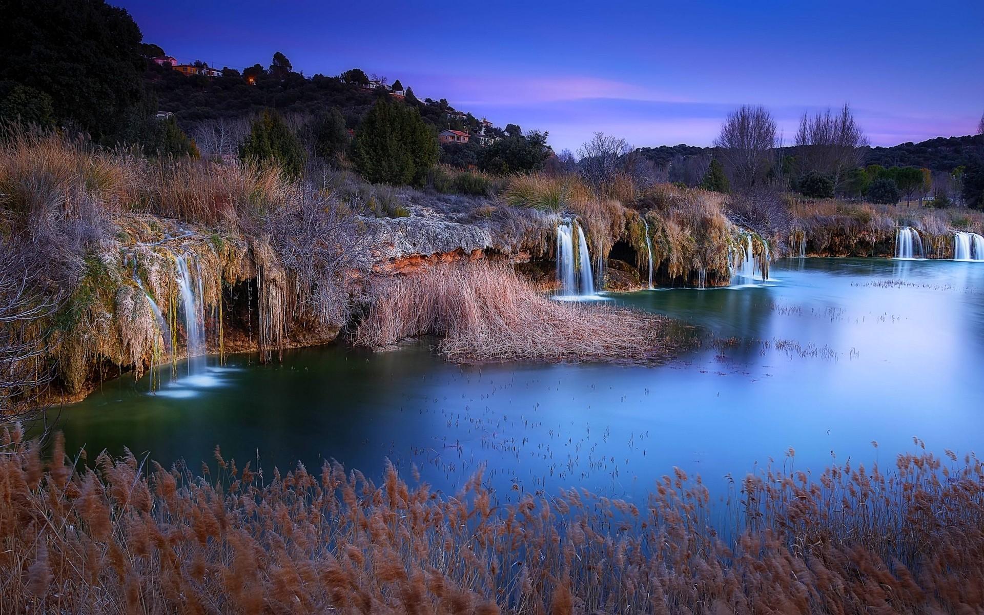 природа реки испании фото
