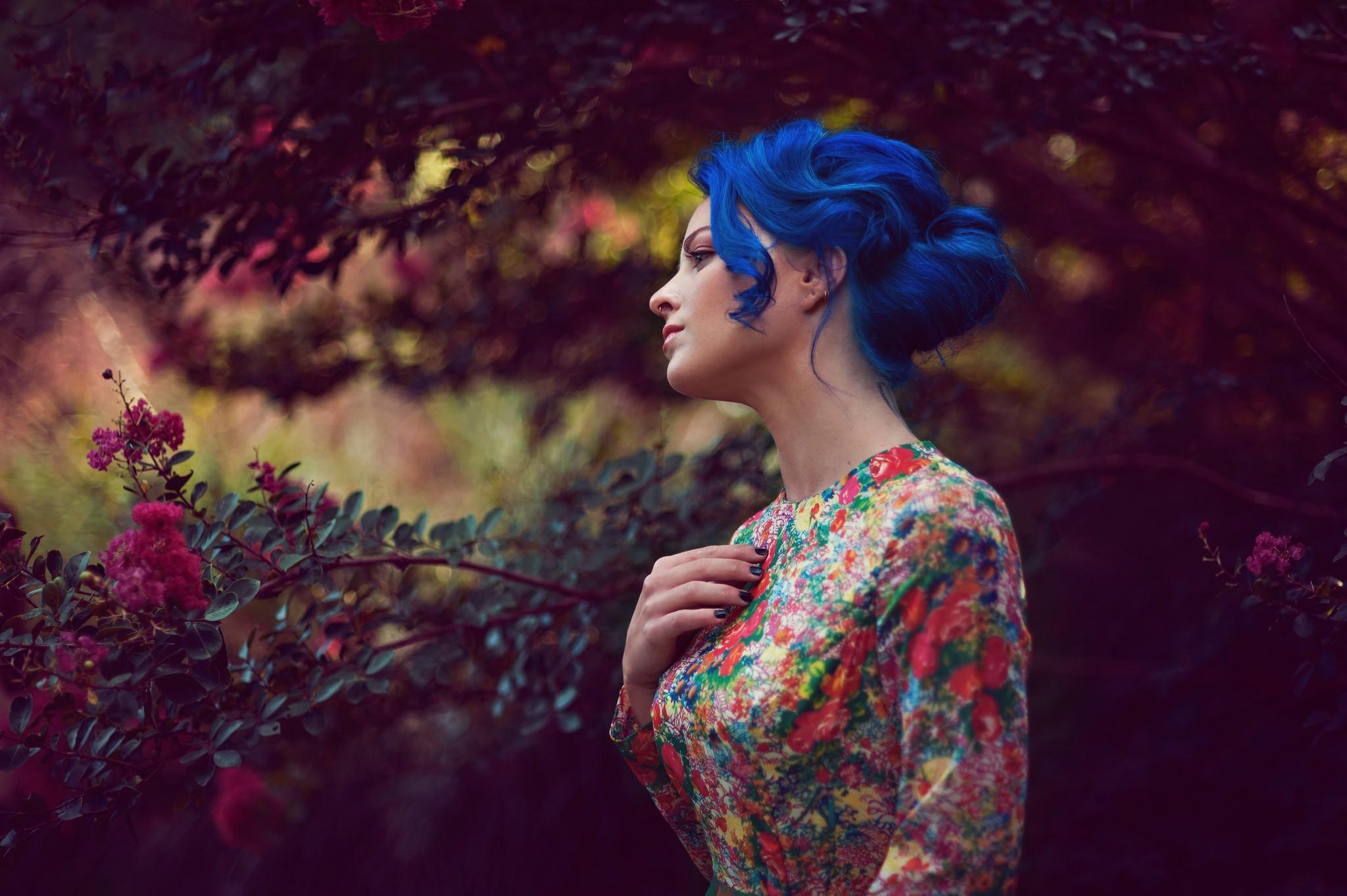 Как сделать фото с яркими цветами